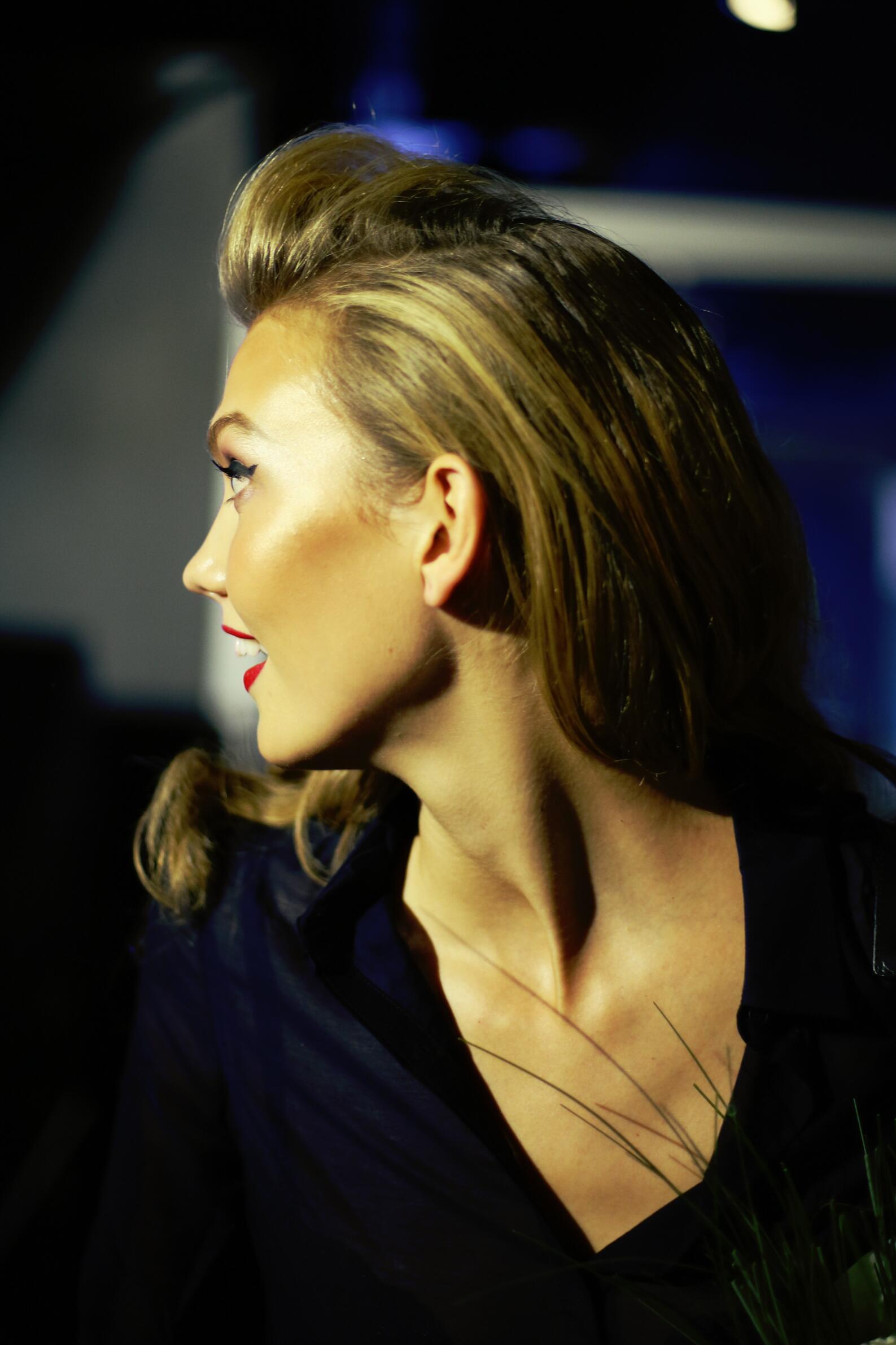 Woman Style Backstage Jean Paul Gaultier