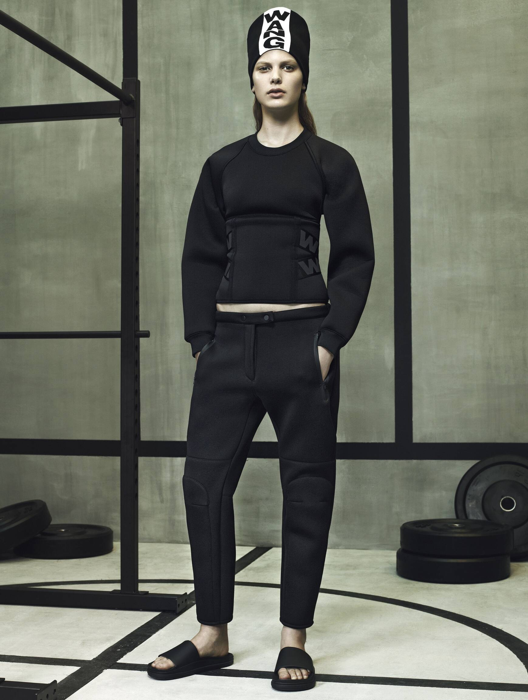 Woman Trends Alexander Wang for H&M