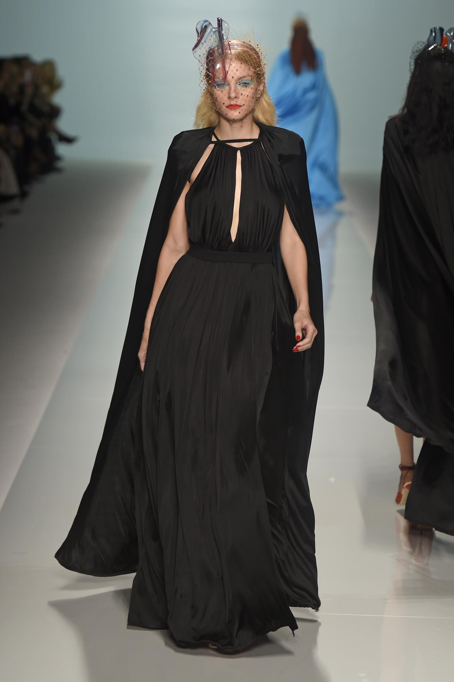 Womenswear Spring Summer Emanuel Ungaro 2015