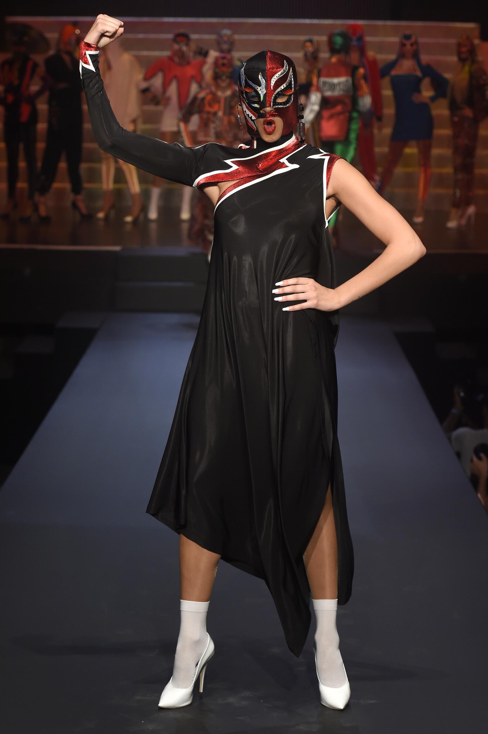 Womenswear Summer Jean Paul Gaultier 2015 Paris