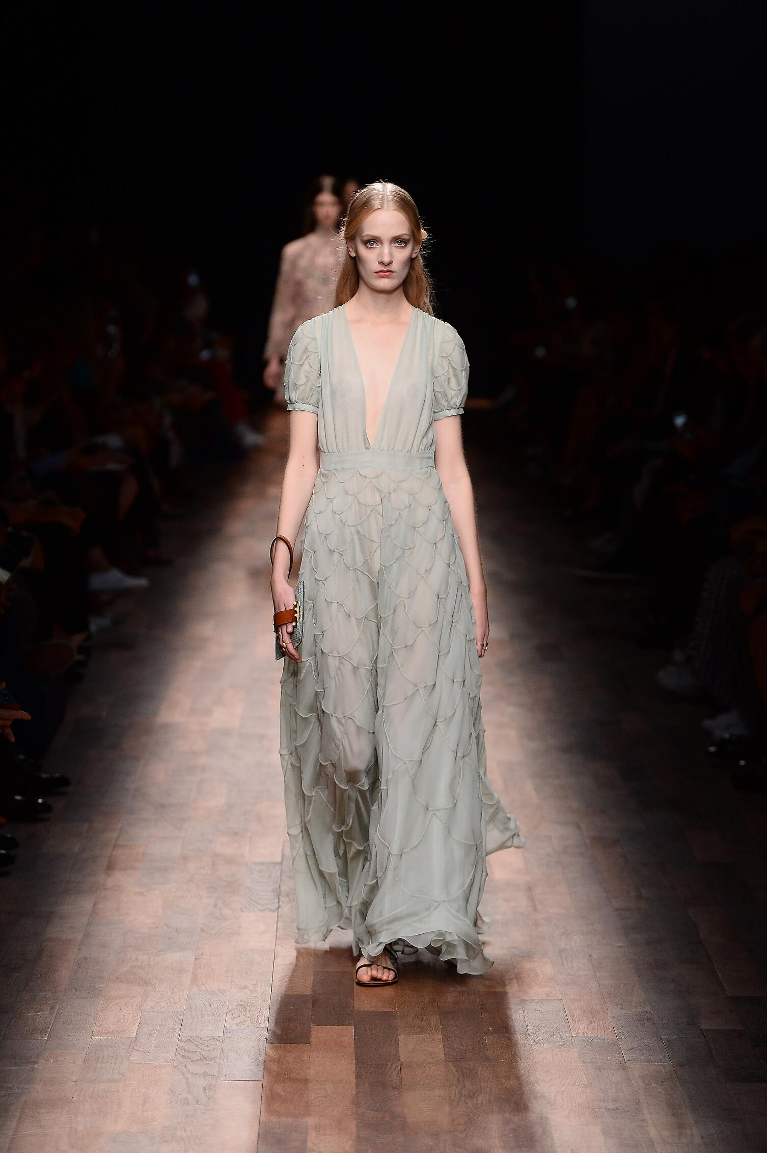 Womenswear Summer Valentino 2015 Paris