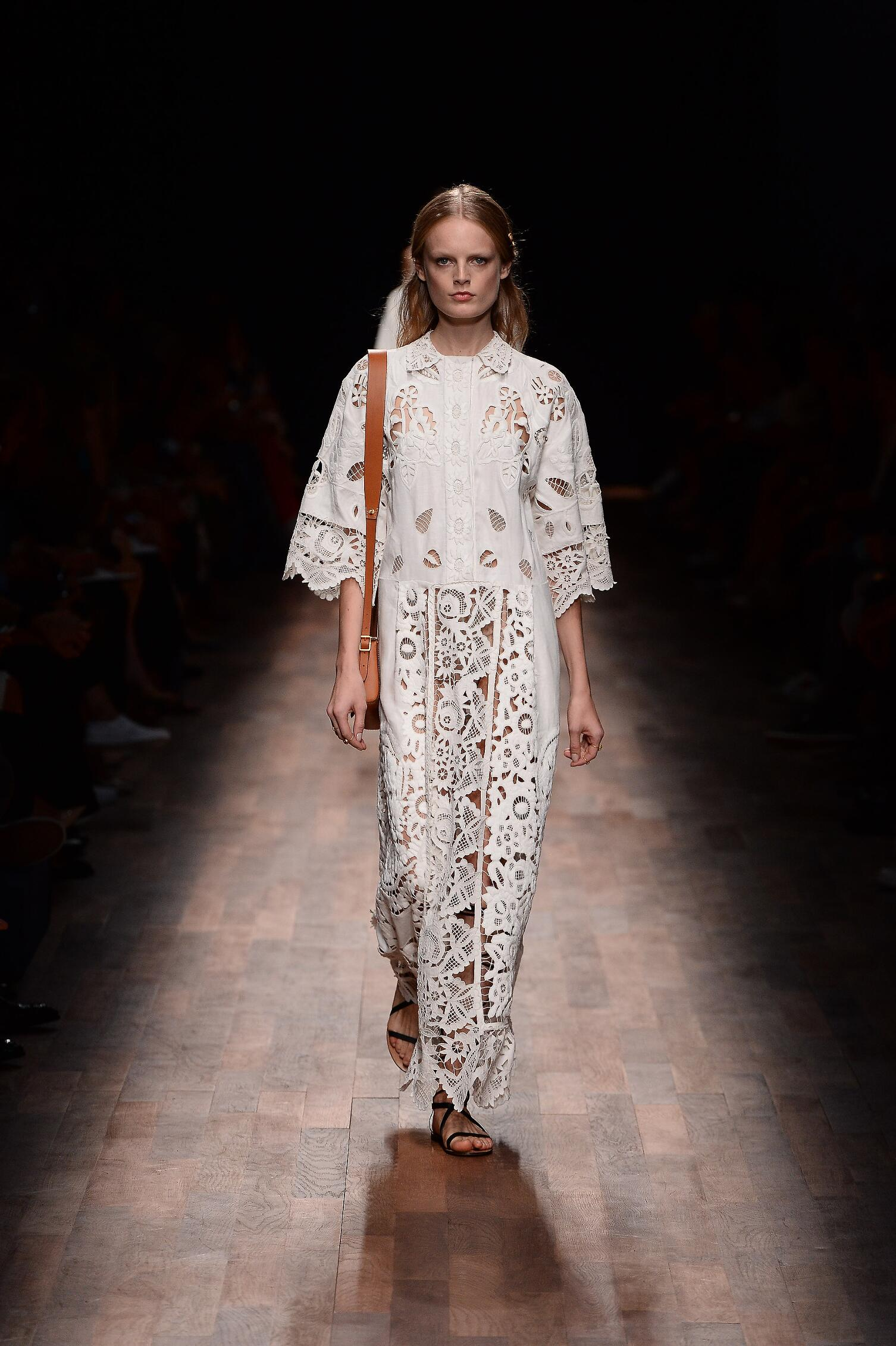 Womenswear Summer Valentino 2015