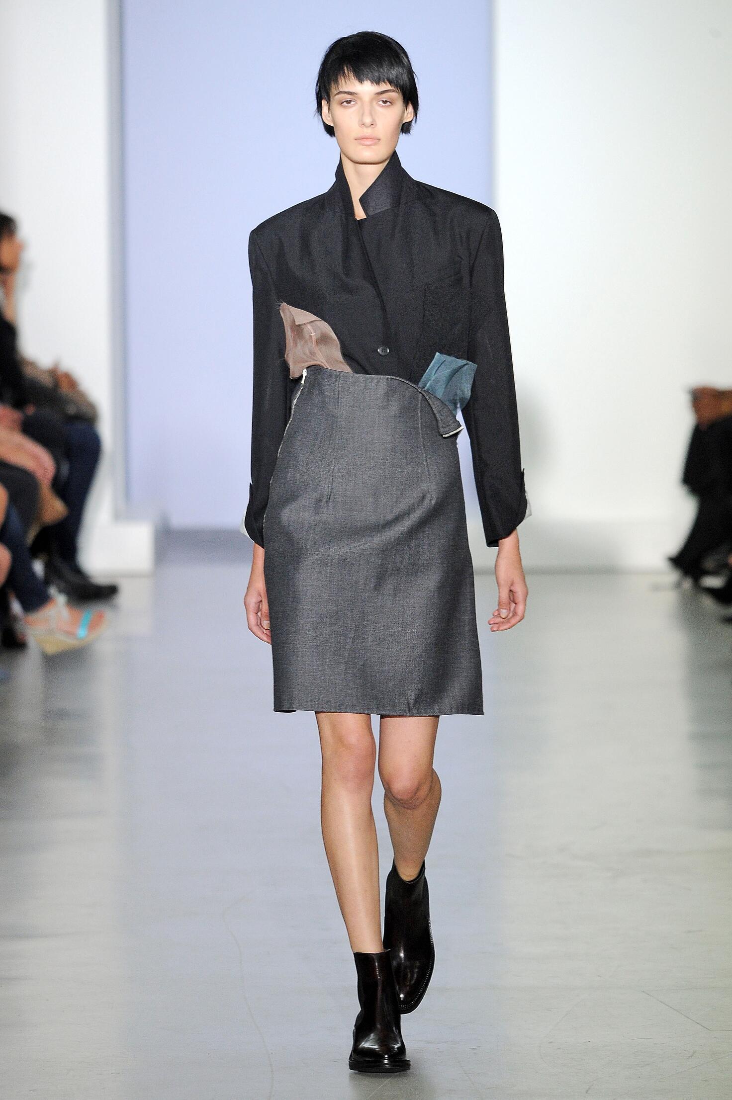 Yang Li Paris Fashion Week