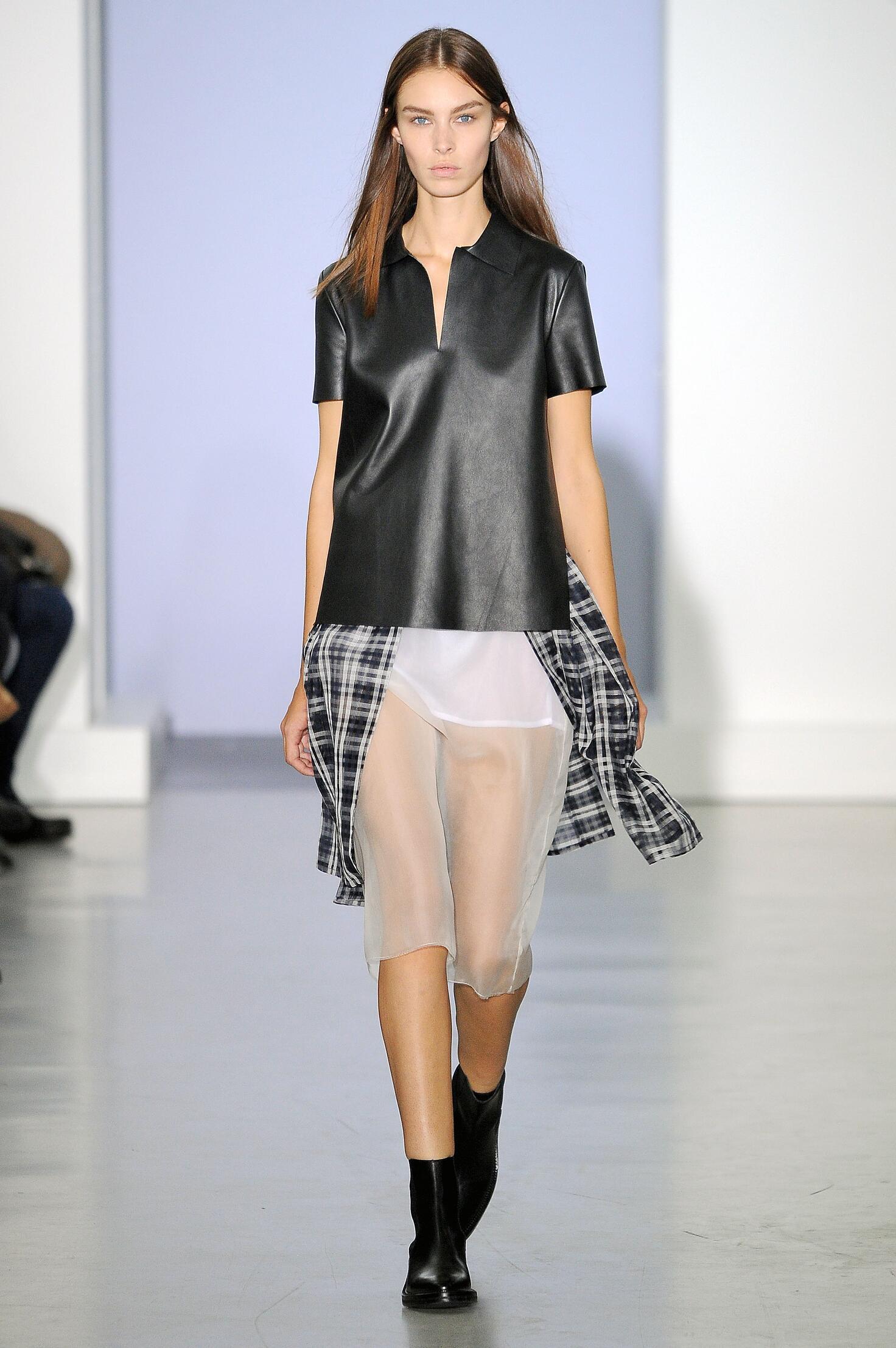 Yang Li Spring Summer 2015 Womens Collection Paris Fashion Week