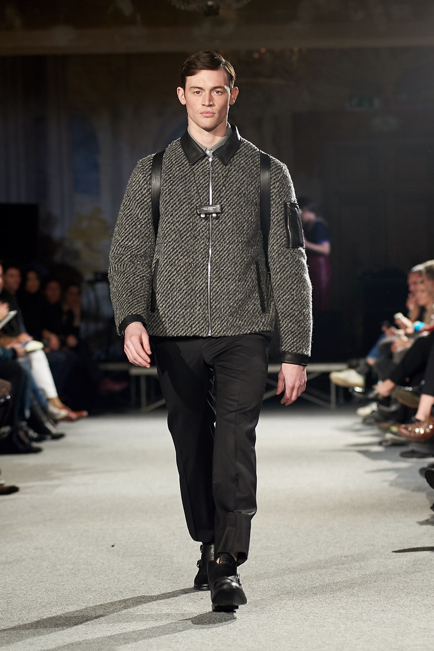 2015 Andrea Incontri Fall Winter