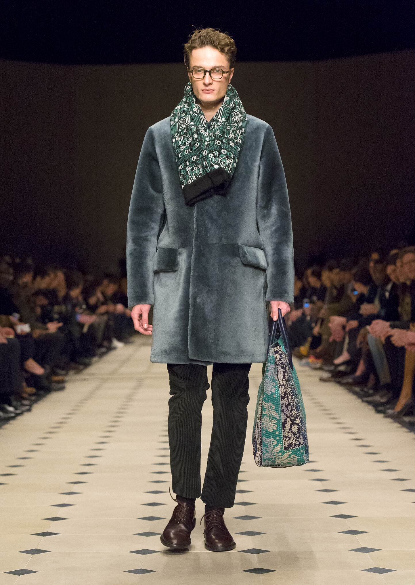 2015 Burberry Prorsum Fall Winter