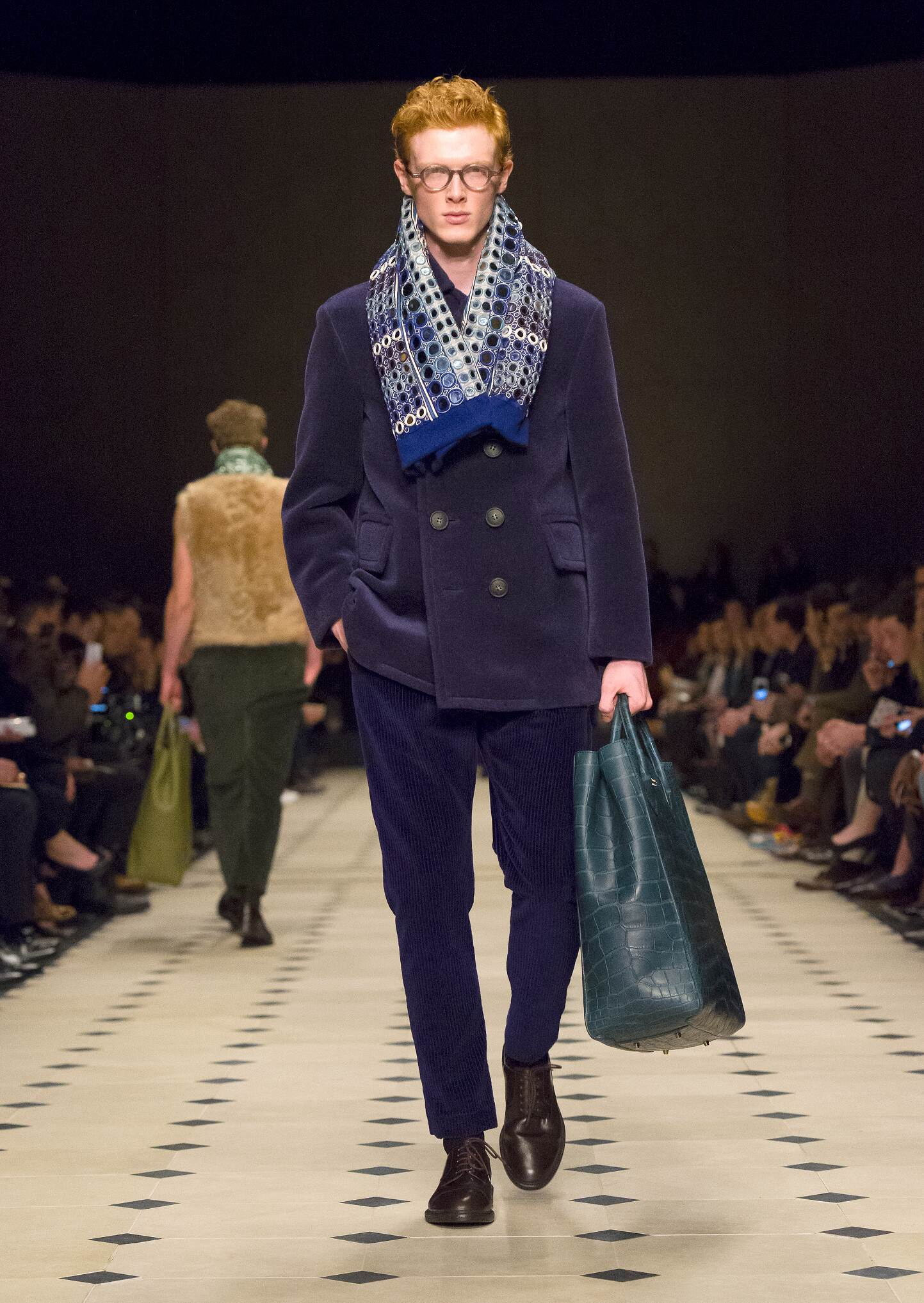 2015 Catwalk Burberry Prorsum