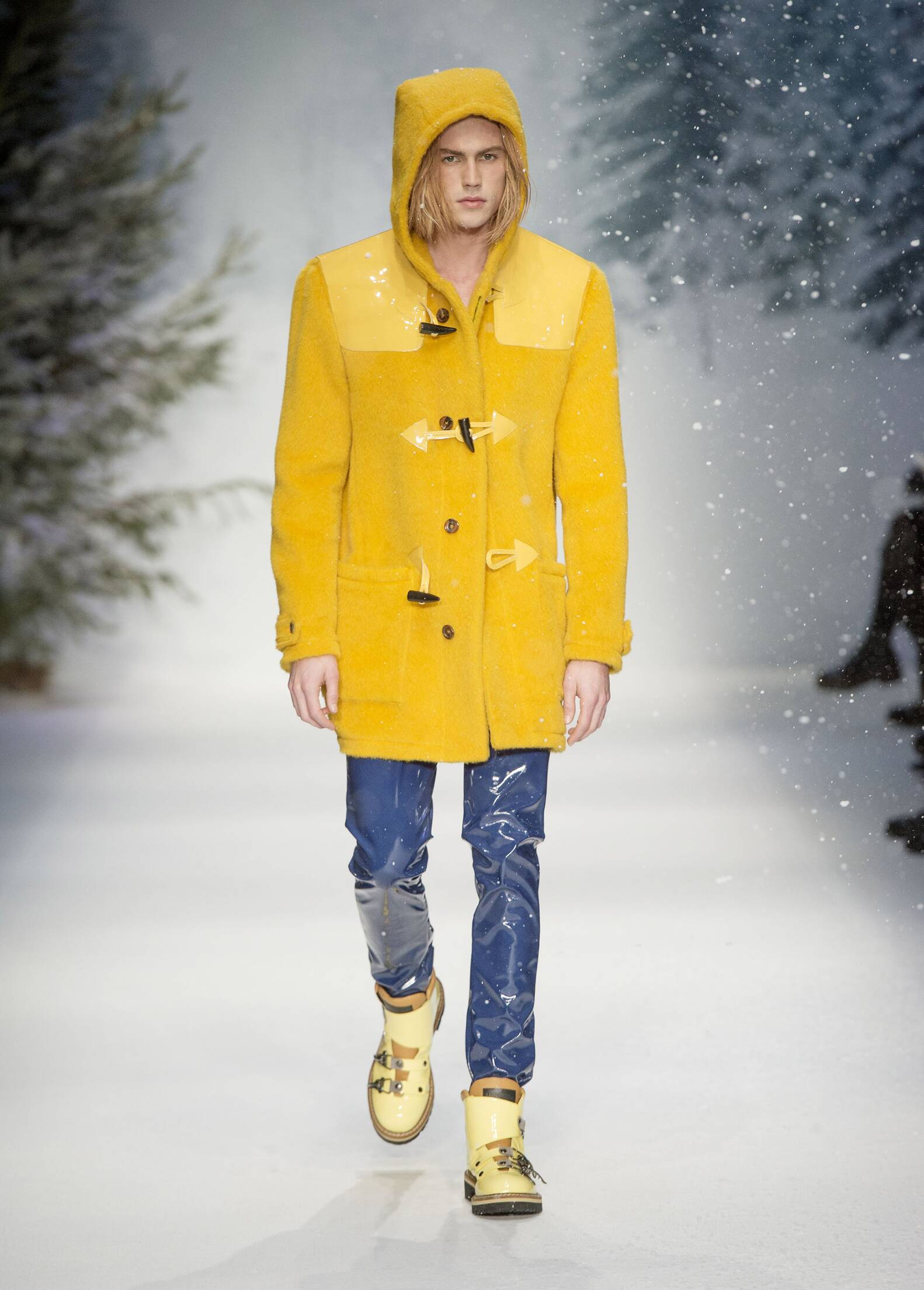2015 Moschino Winter Catwalk