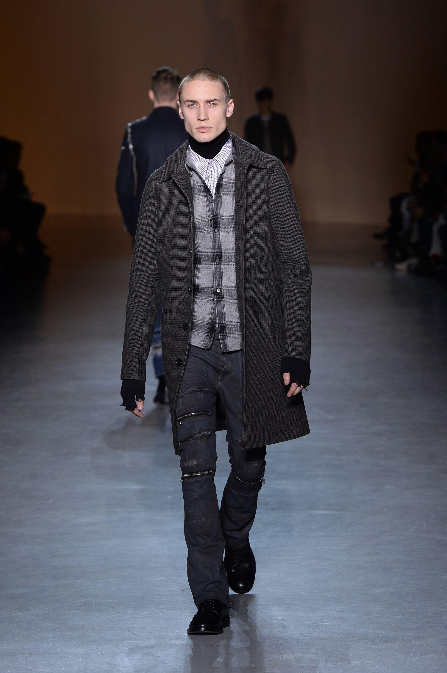 2016 Fall Fashion Man Diesel Black Gold