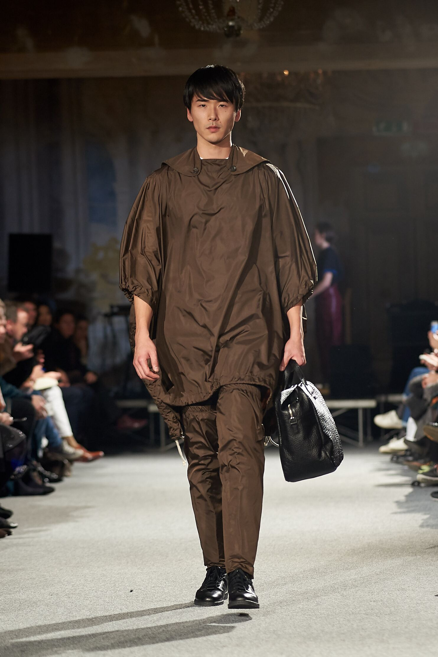 Andrea Incontri Fall 2015 Catwalk Menswear