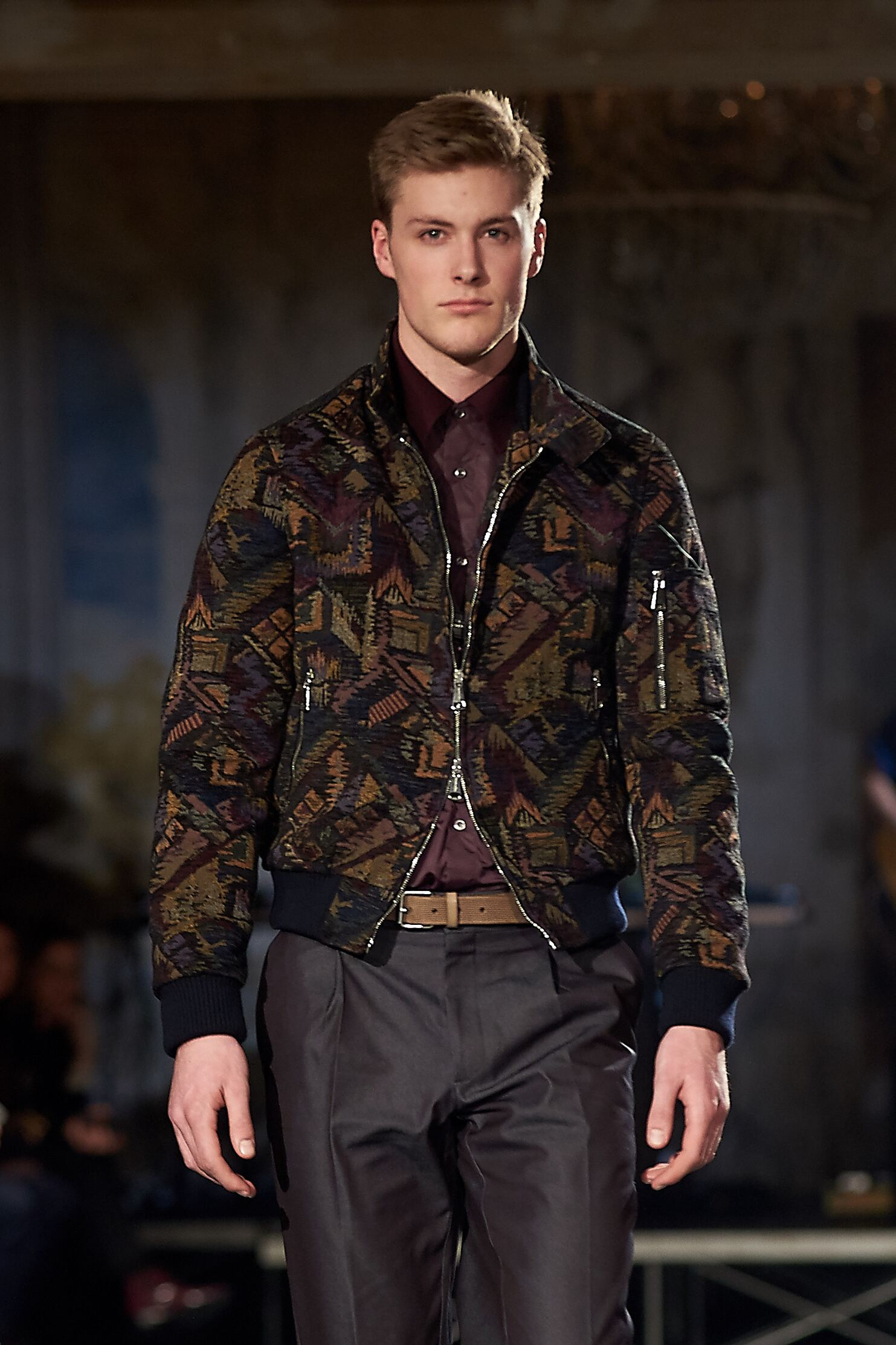 Andrea Incontri Fall Winter 2015