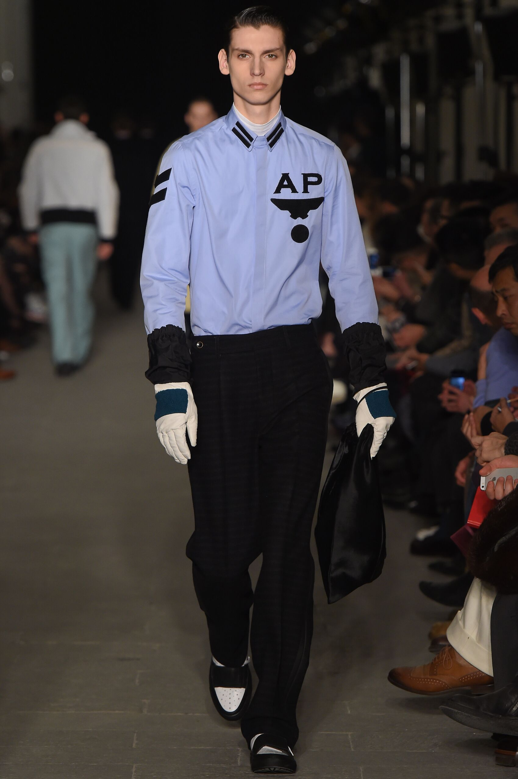 Andrea Pompilio Catwalk
