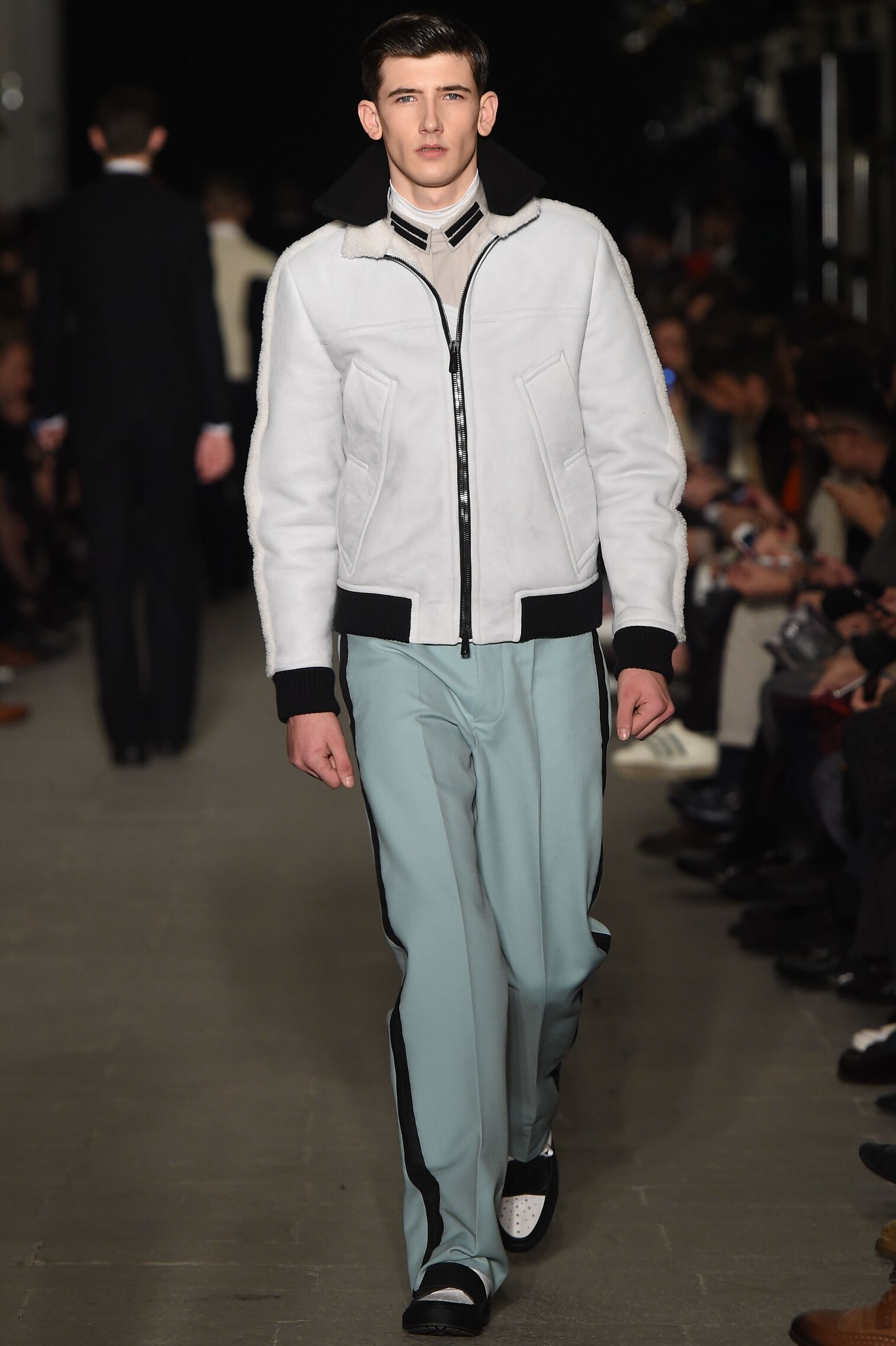 Andrea Pompilio Fall Winter 2015 16 Mens Collection Milano Fashion Week