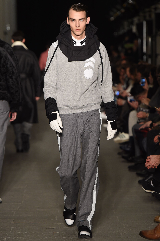 Andrea Pompilio Man Style