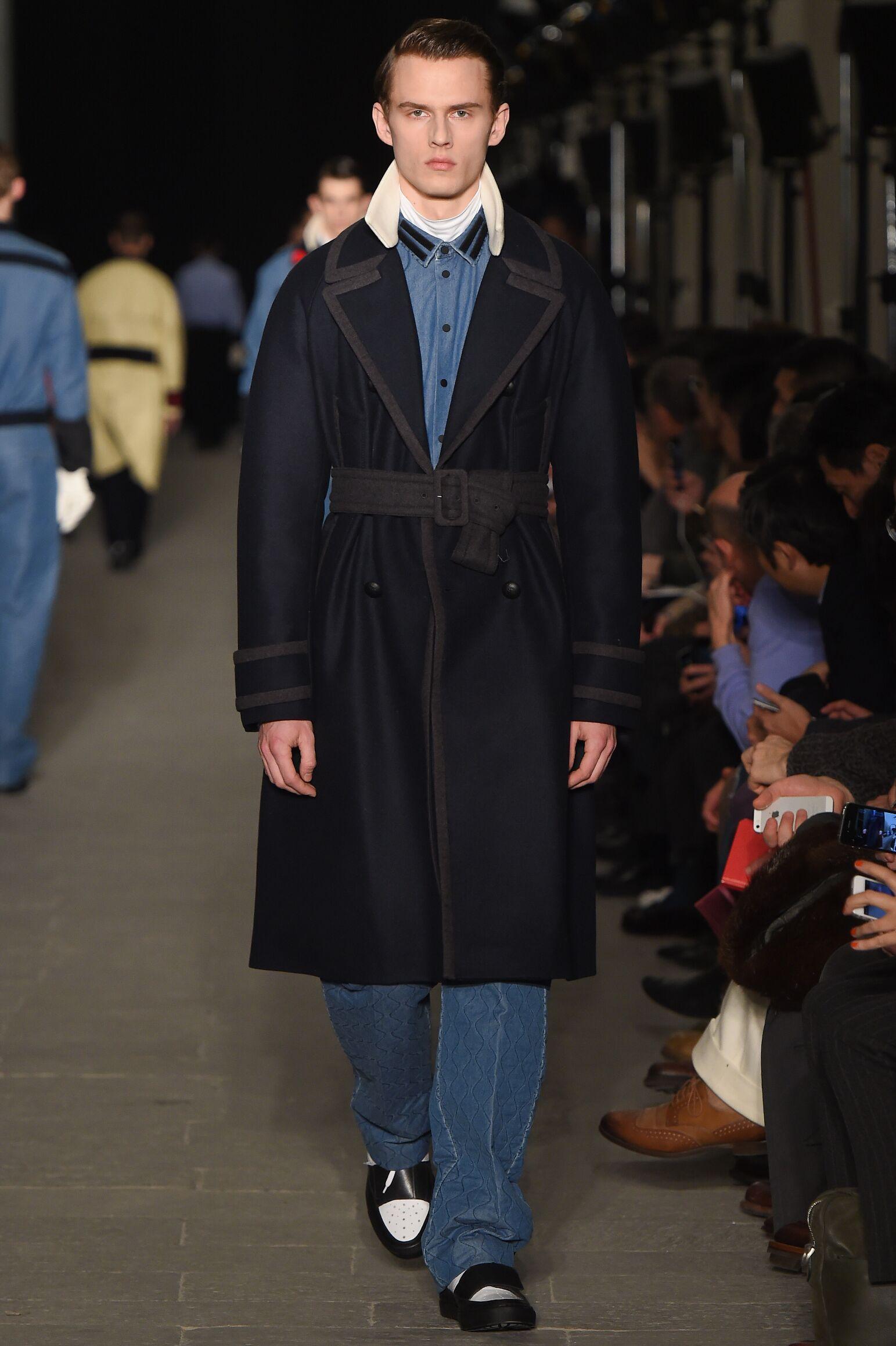 Andrea Pompilio Men's Collection 2015 2016