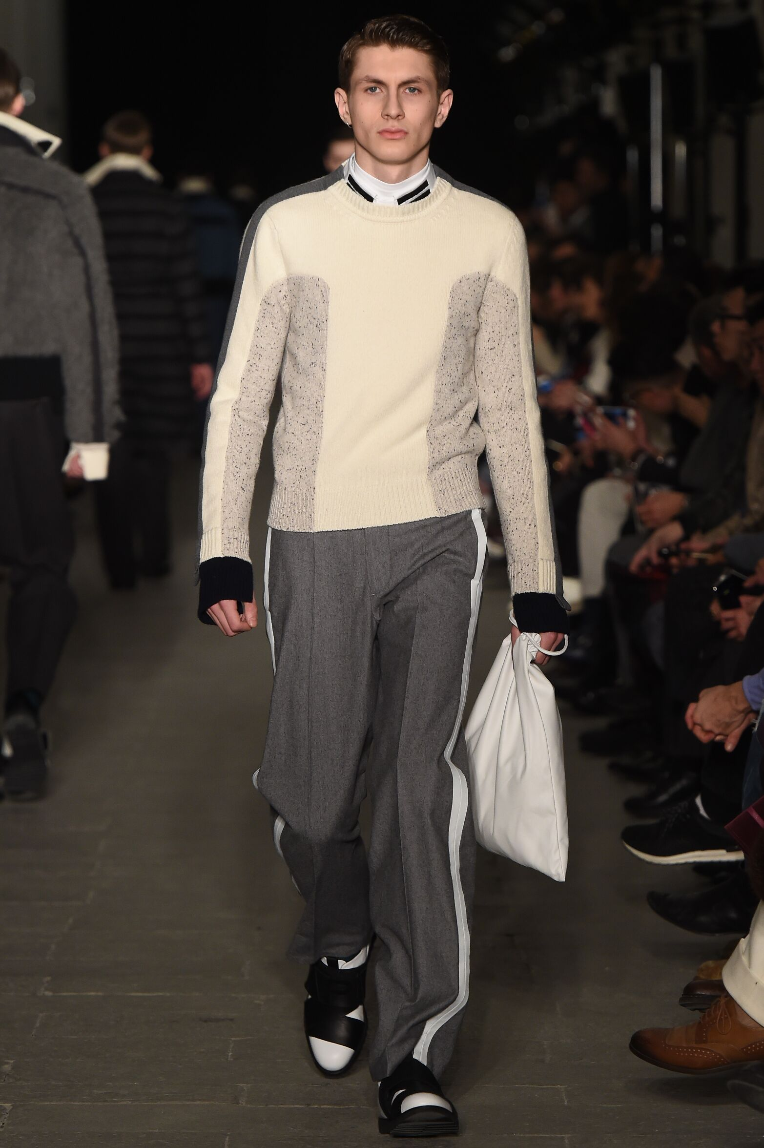 Andrea Pompilio Milano Fashion Week Menswear