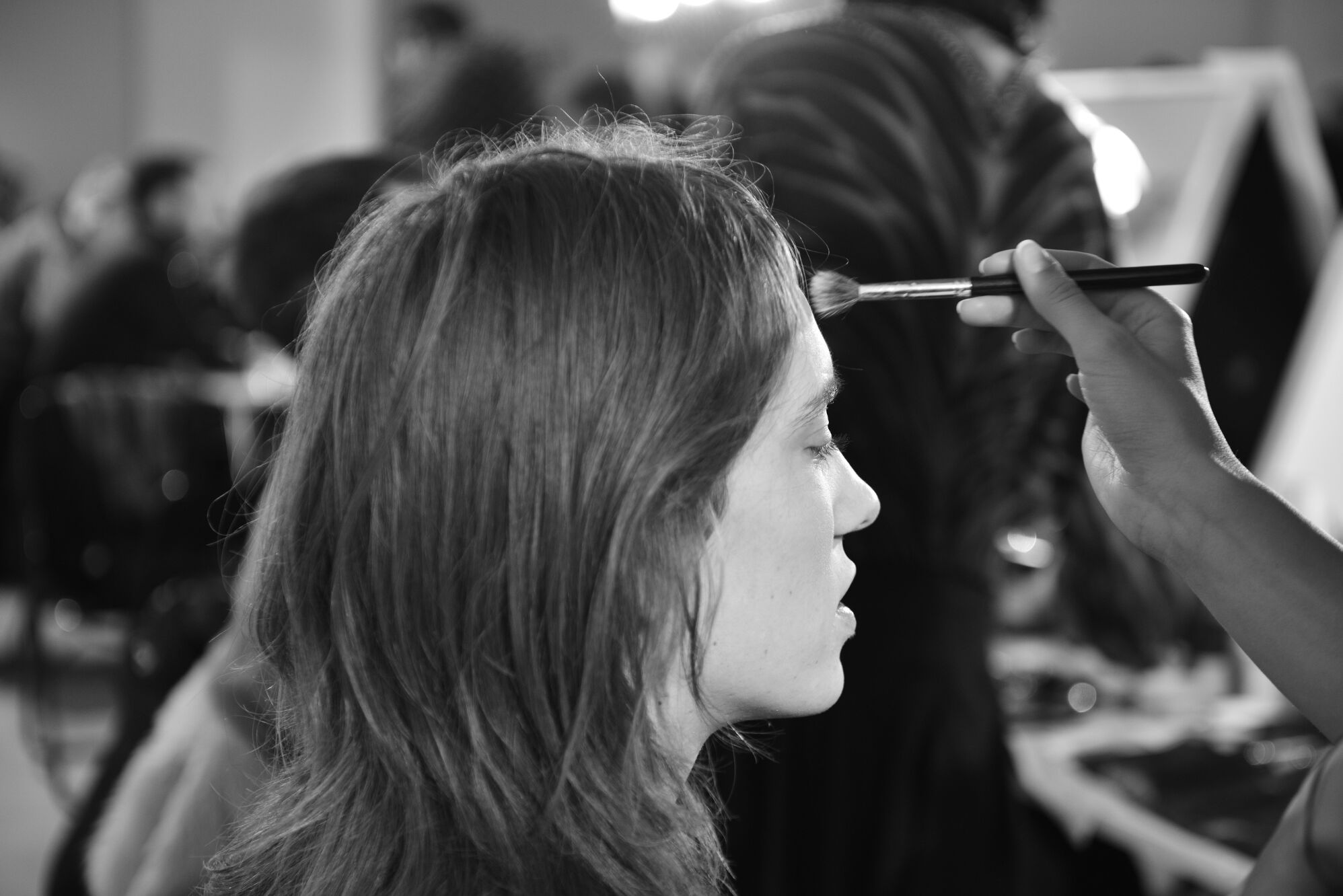 Backstage Diesel Black Gold Fall Winter 2015 Make Up