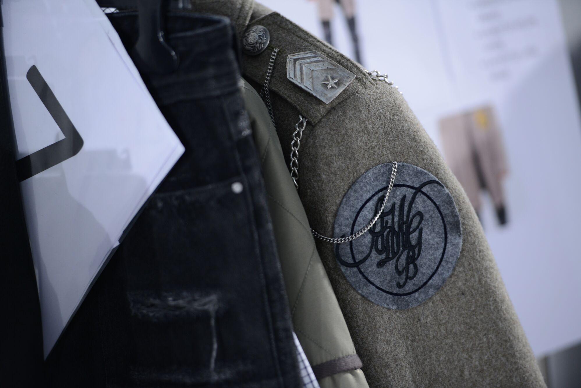 Backstage Diesel Black Gold Men 2015 2016 Detail