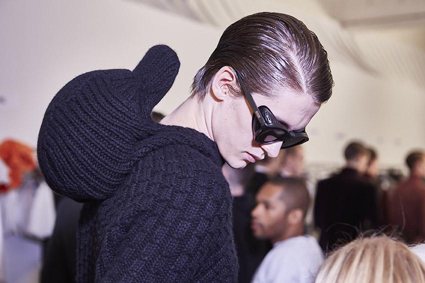 Backstage Ermenegildo Zegna Couture Mens Trends
