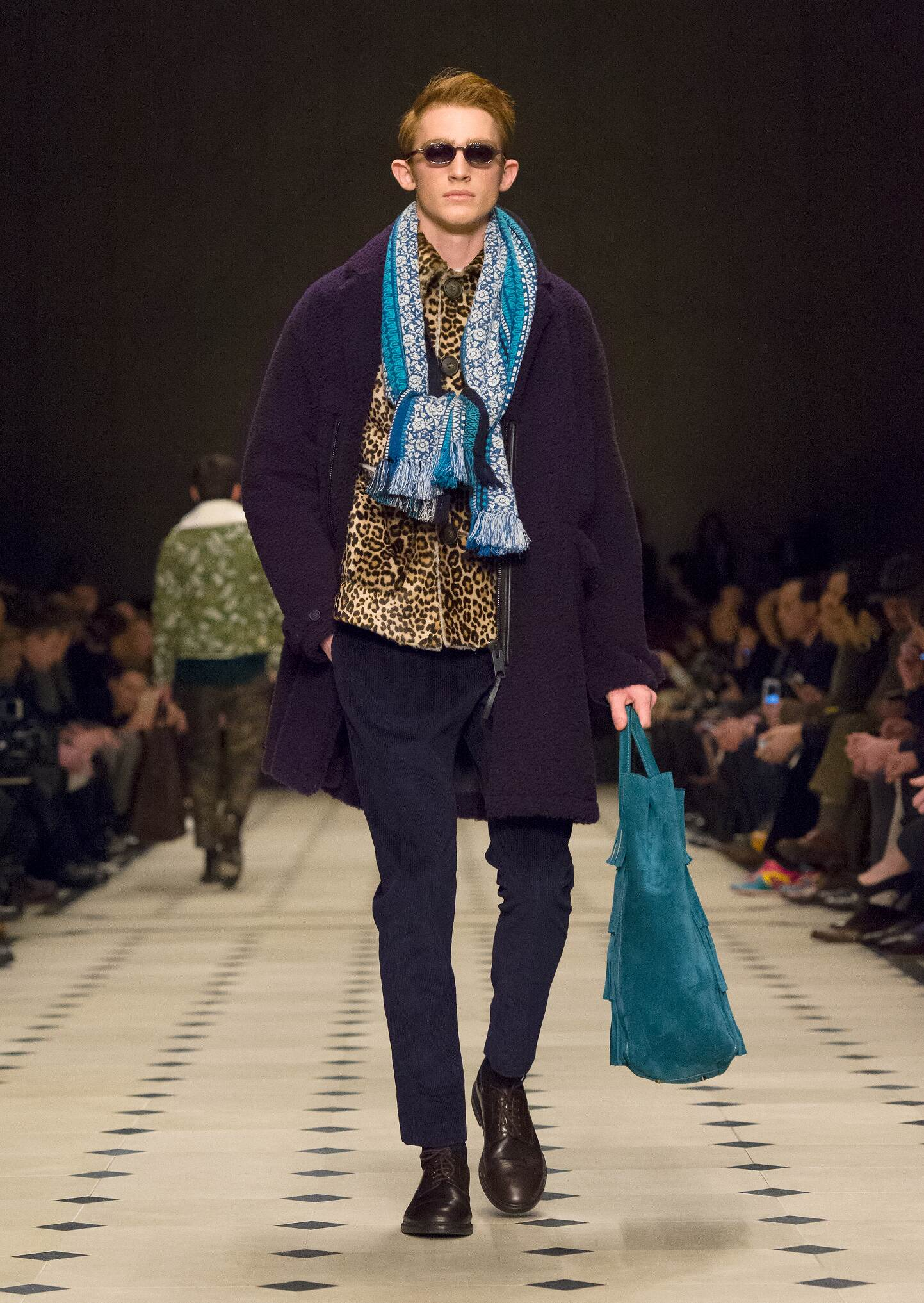 Burberry Prorsum Fall 2015 Catwalk