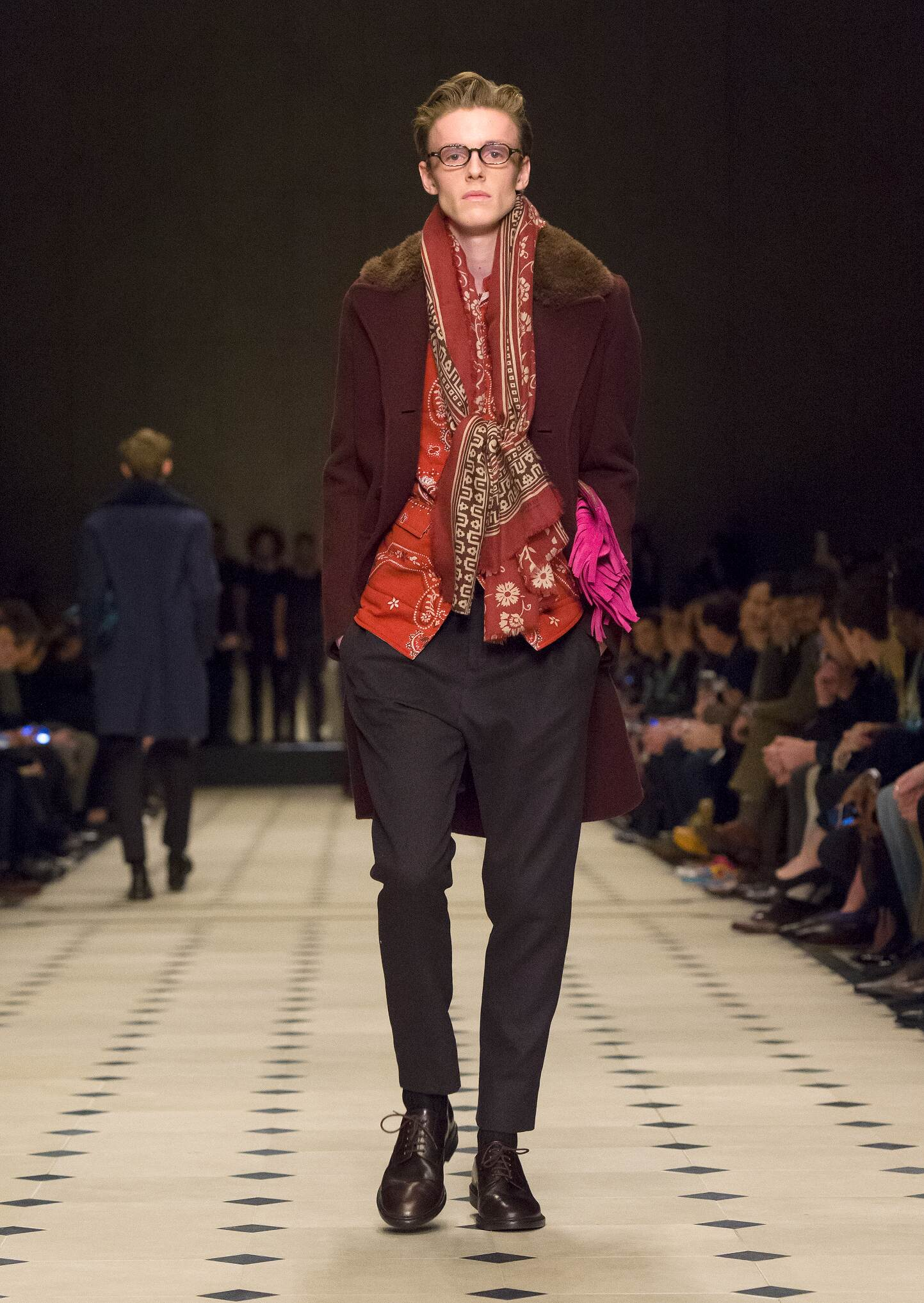 Burberry Prorsum Fall Winter 2015 Mens Collection London Fashion Week