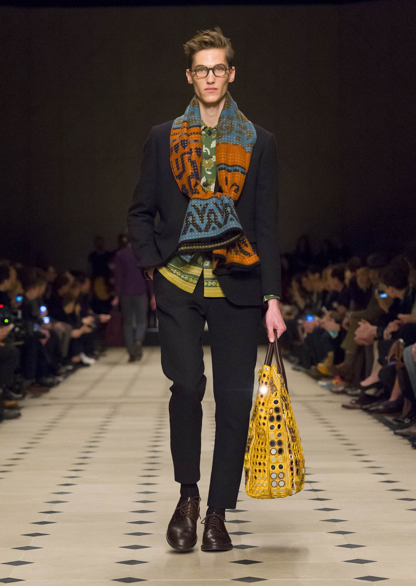 Burberry Prorsum Men's Collection 2015