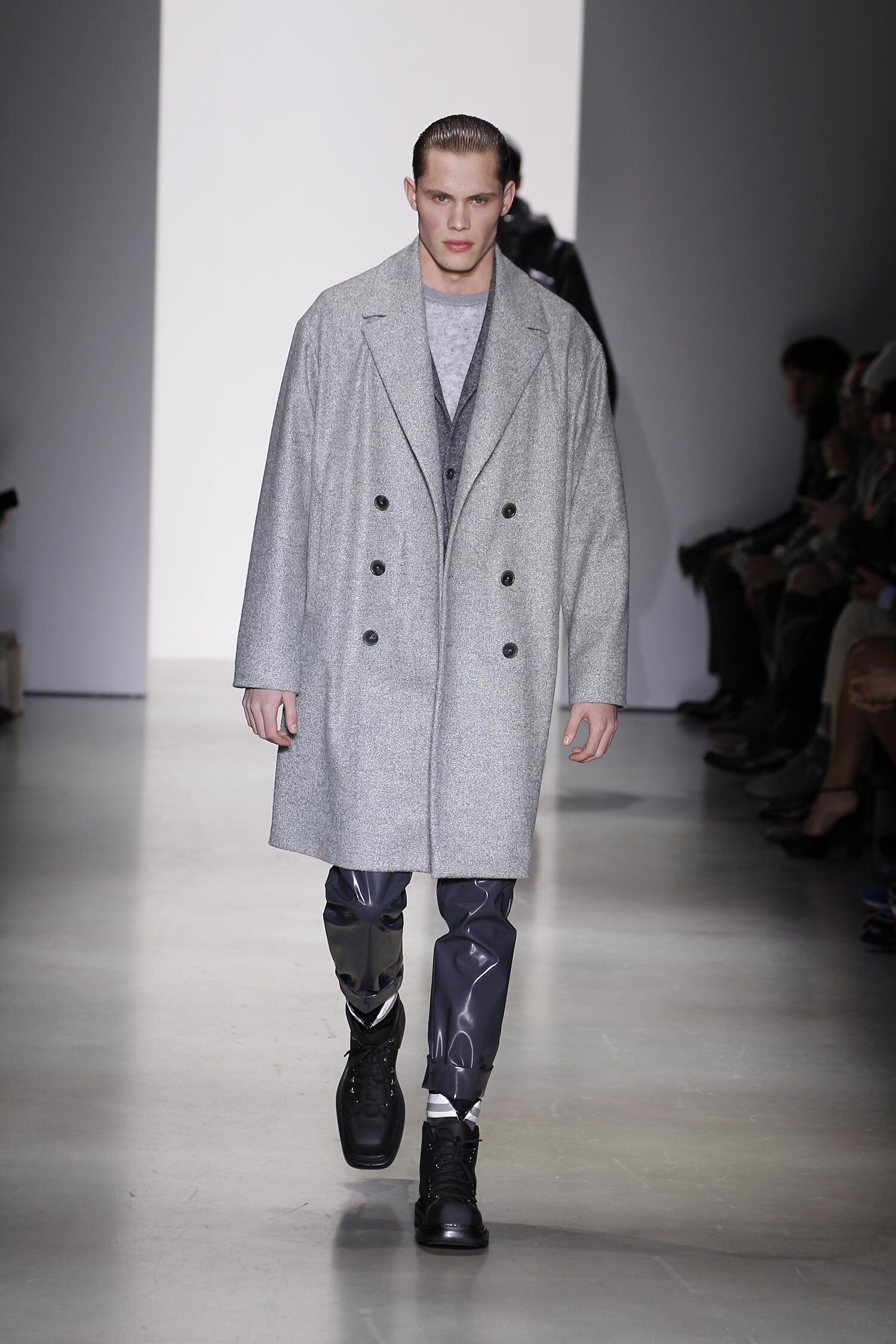 Calvin Klein Collection Fashion Show FW 2015 2016