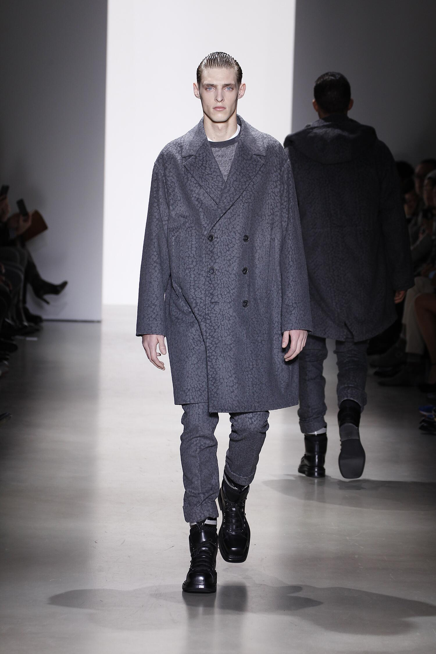 Calvin Klein Collection Man 2015