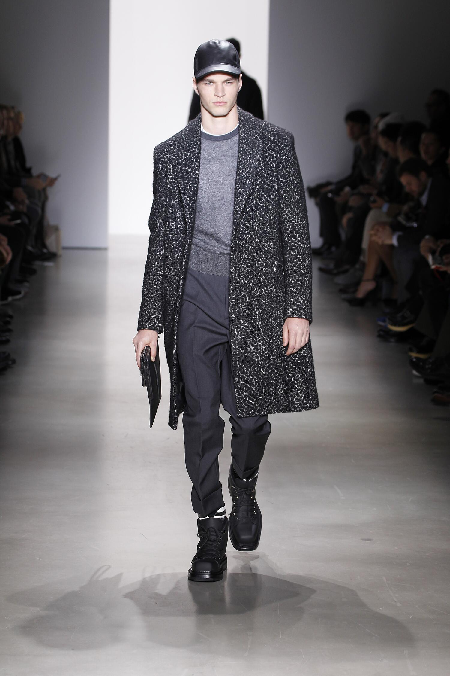 Calvin Klein Collection Man Milano Fashion Week