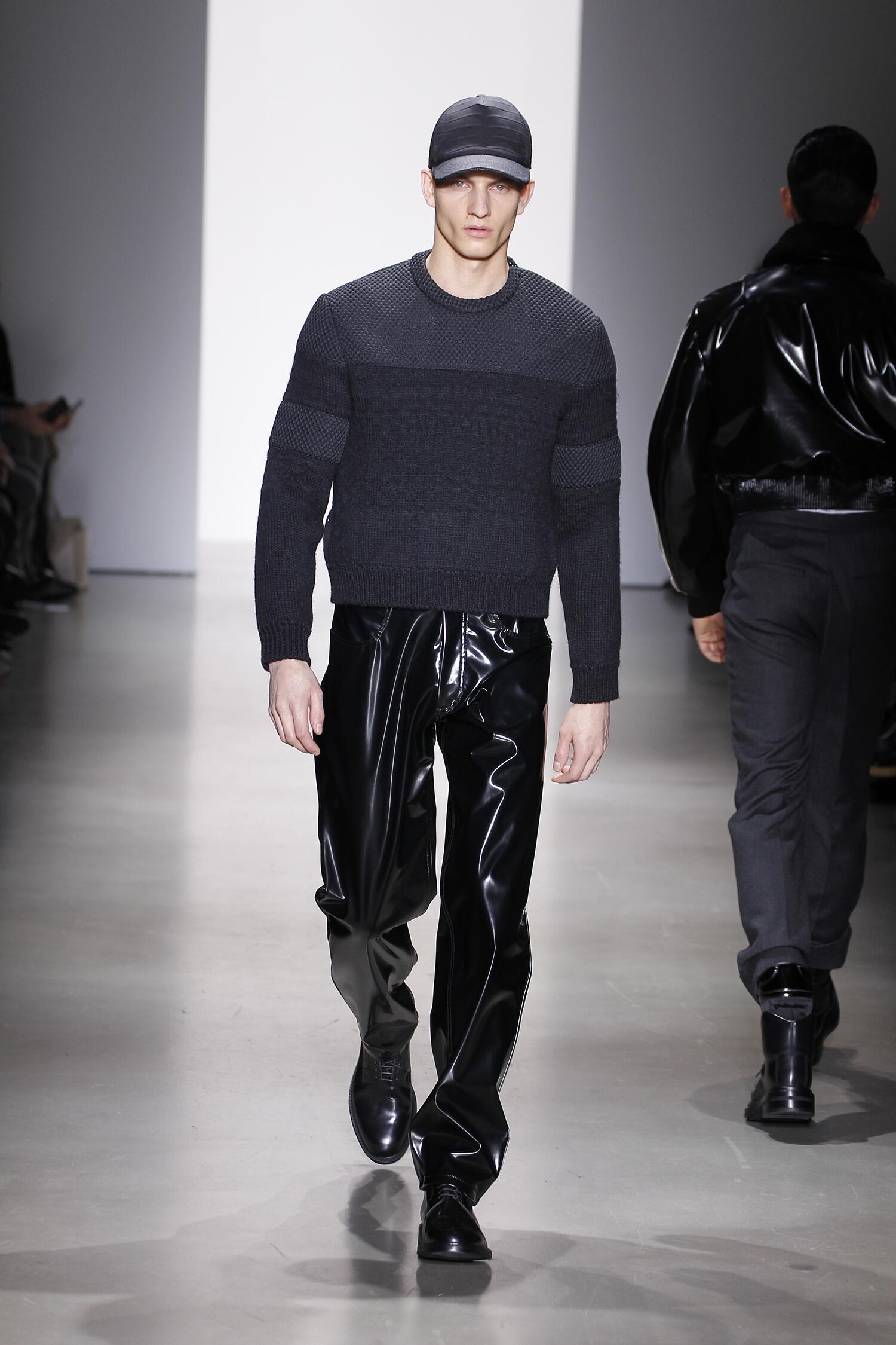 Calvin Klein Collection Man Style