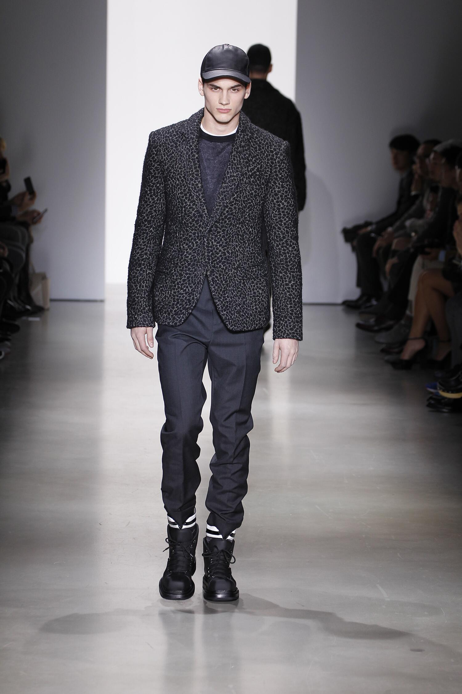 Calvin Klein Collection Milano Fashion Week Menswear