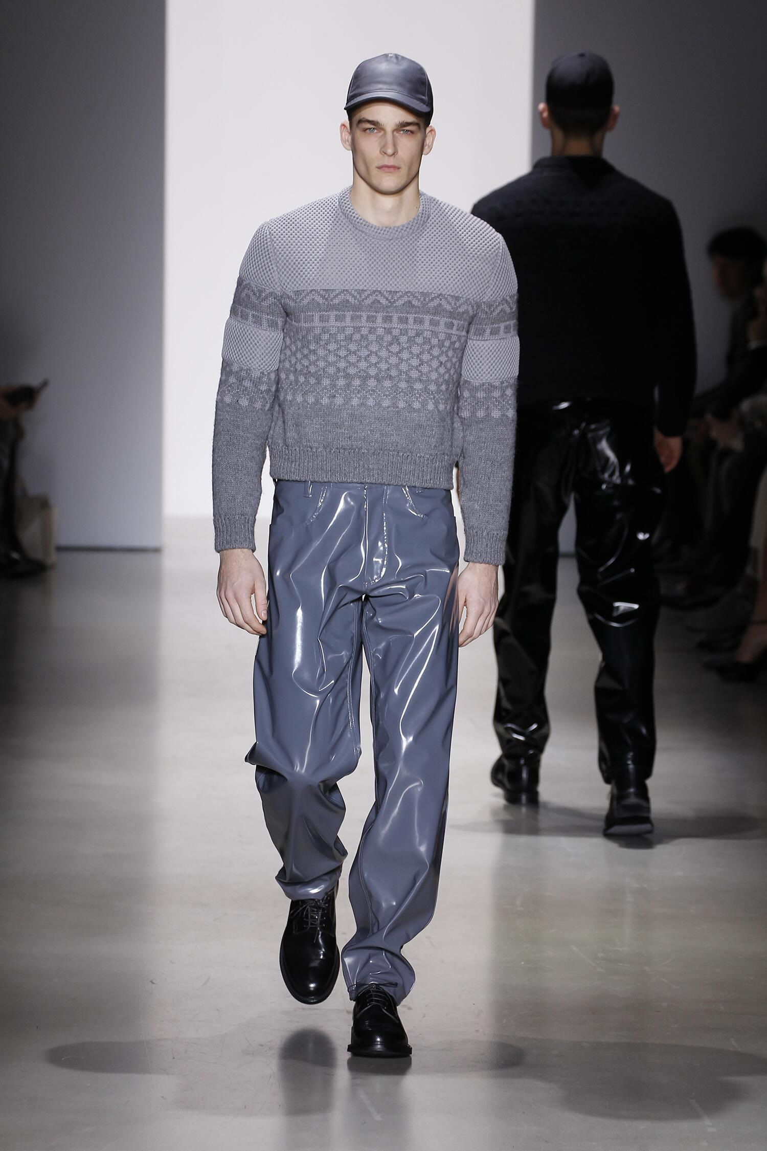 Calvin Klein Collection Winter 2015 Catwalk