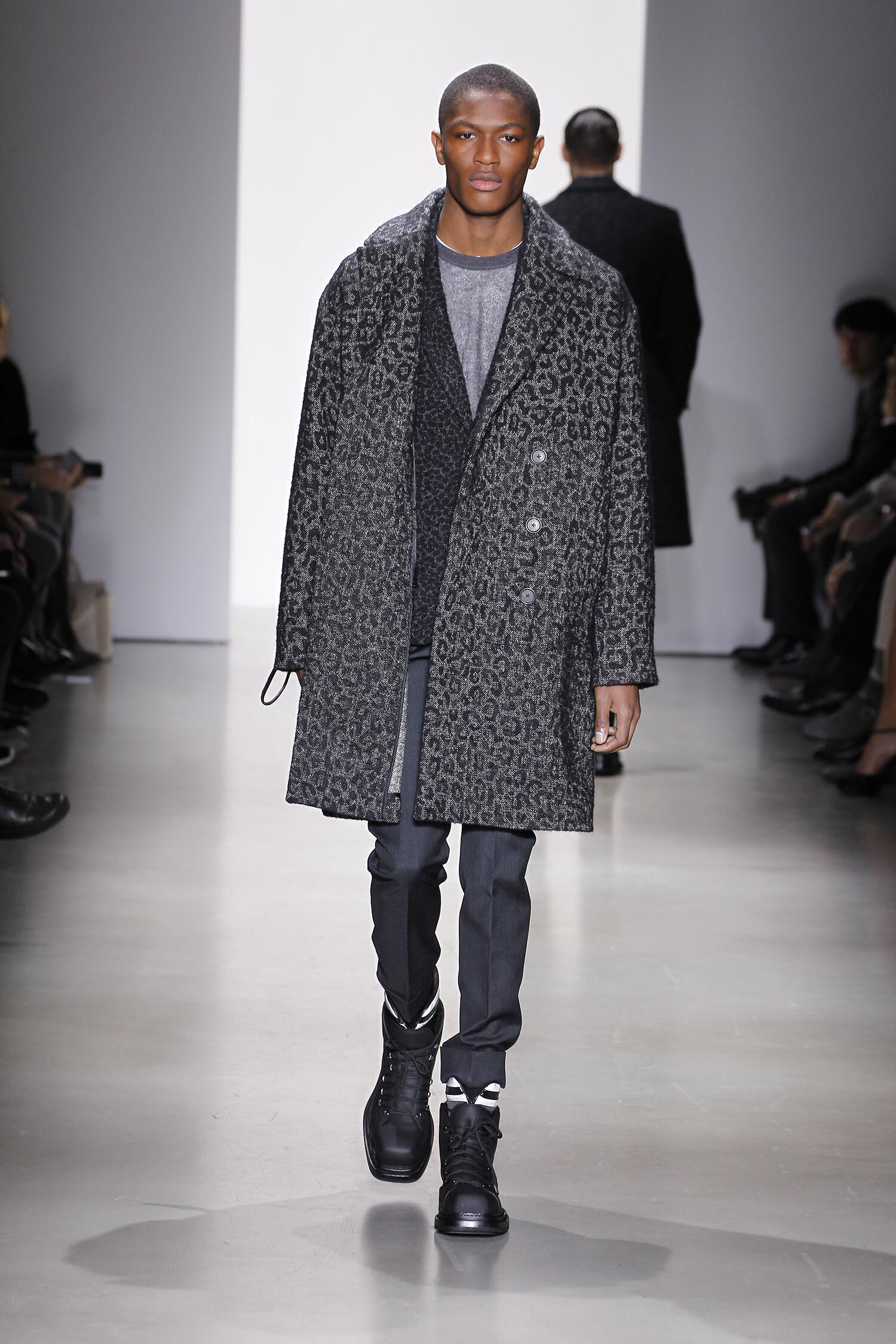 Calvin Klein Fall Winter 2015 16 Mens Collection Milano Fashion Week