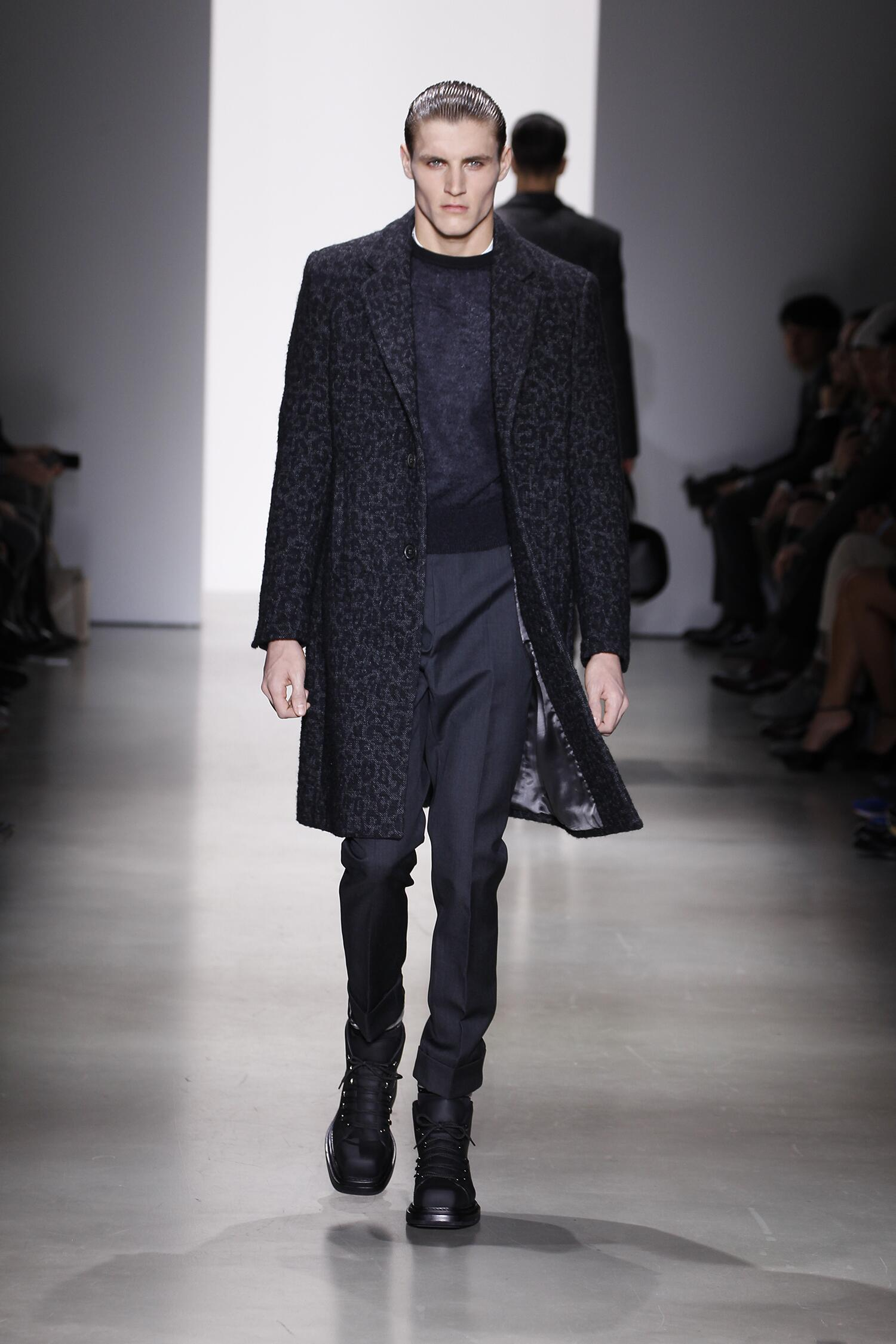 CALVIN KLEIN COLLECTION MEN'S FALL 2015 | The Skinny Beep