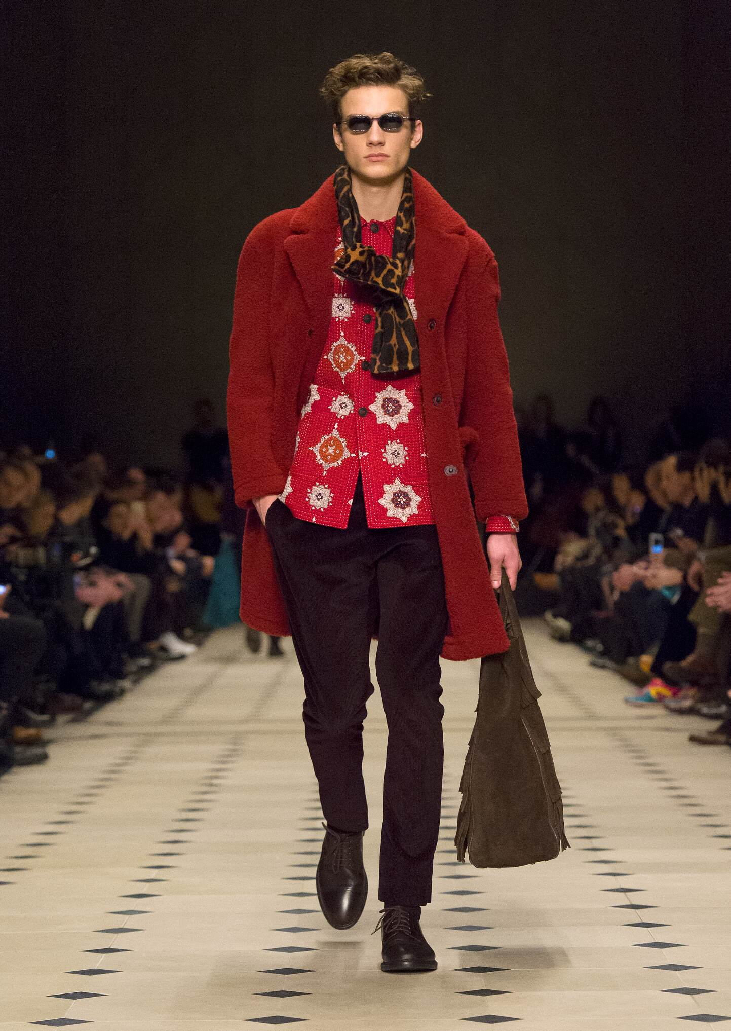 Catwalk Burberry Prorsum Winter 2015