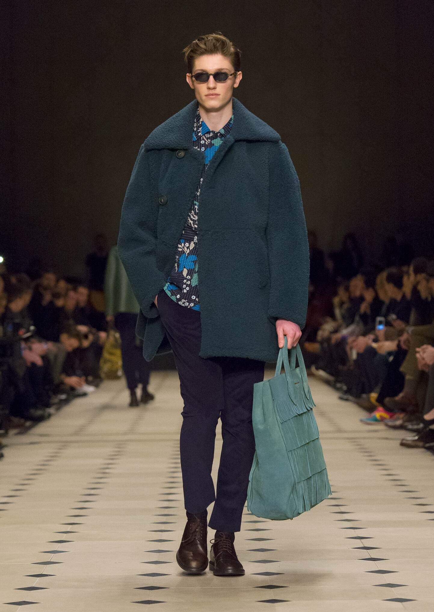 Catwalk Burberry Prorsum