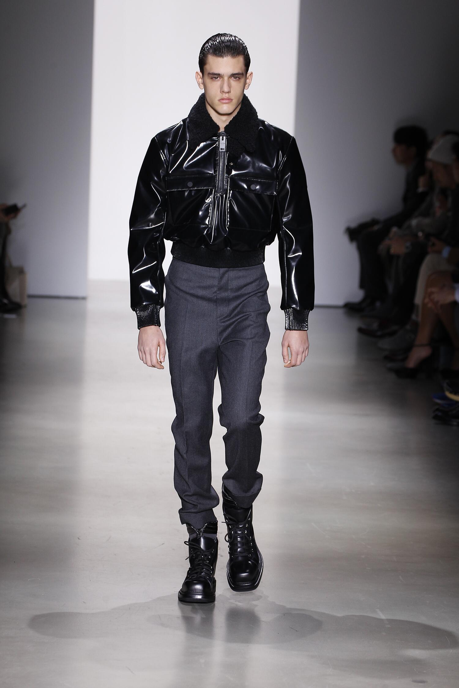Catwalk Calvin Klein Collection Winter 2015