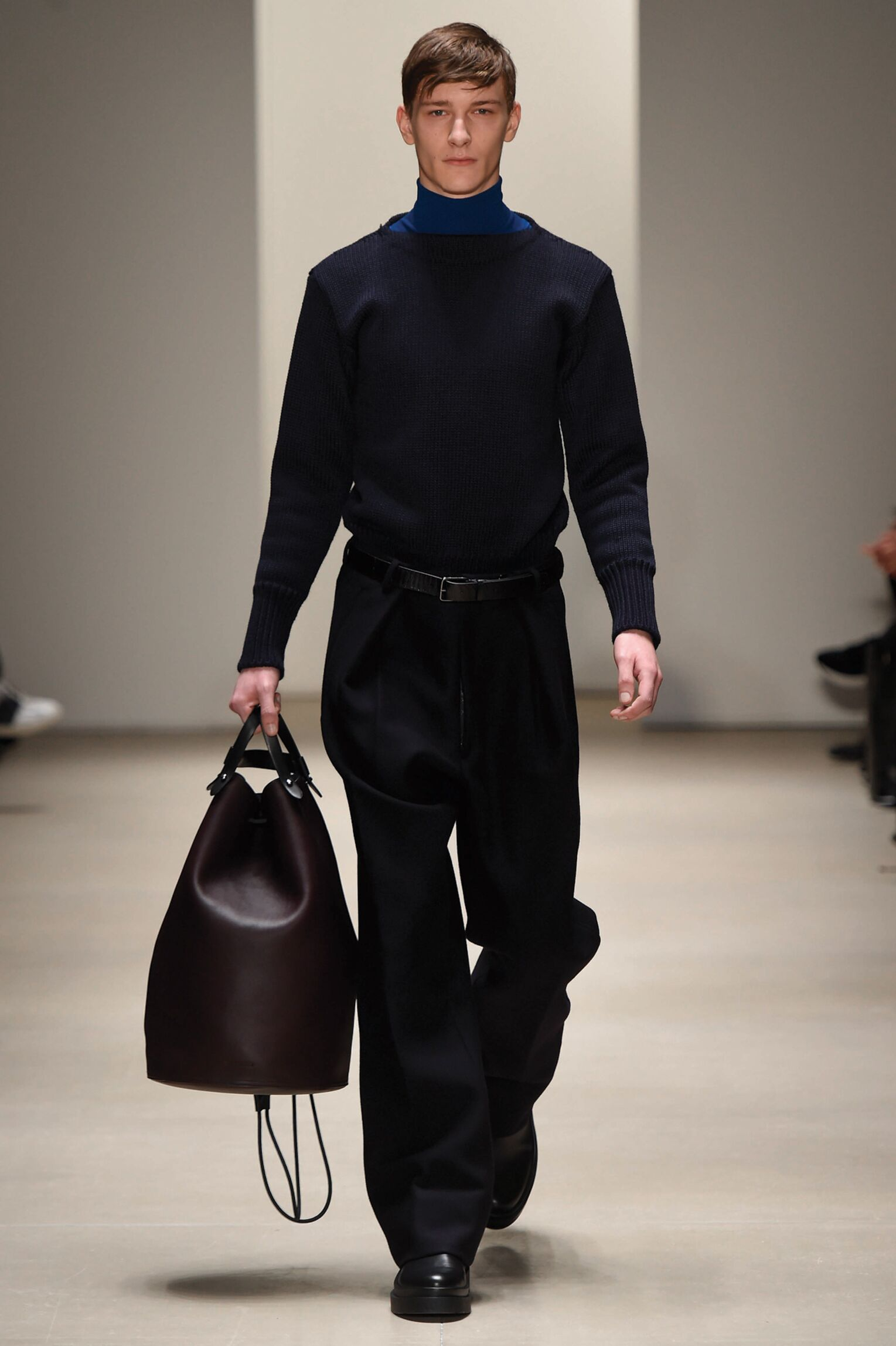 Catwalk Jil Sander Fashion Show Winter 2015
