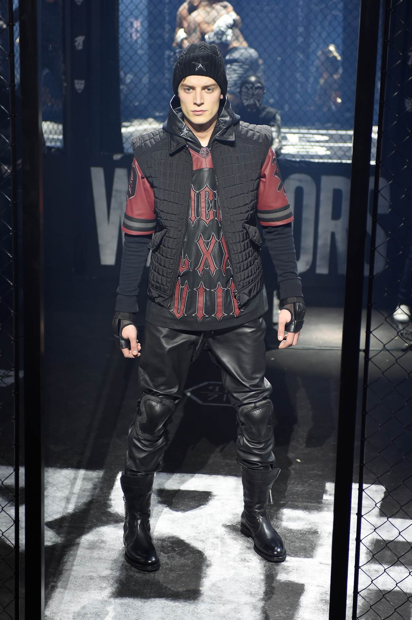 Catwalk Philipp Plein Winter 2015