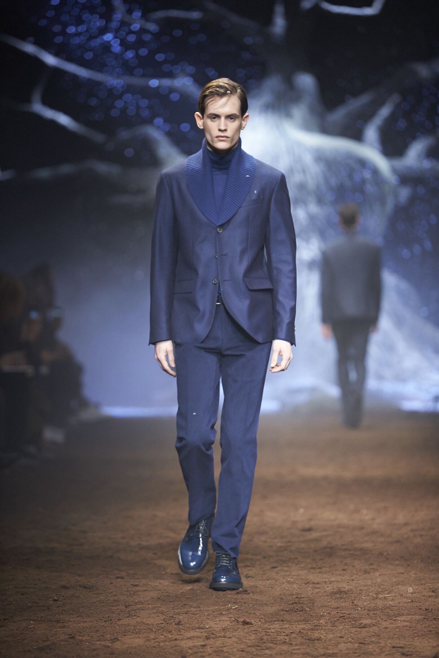 Corneliani Fall Winter 2015 16 Mens Collection Milano Fashion Week