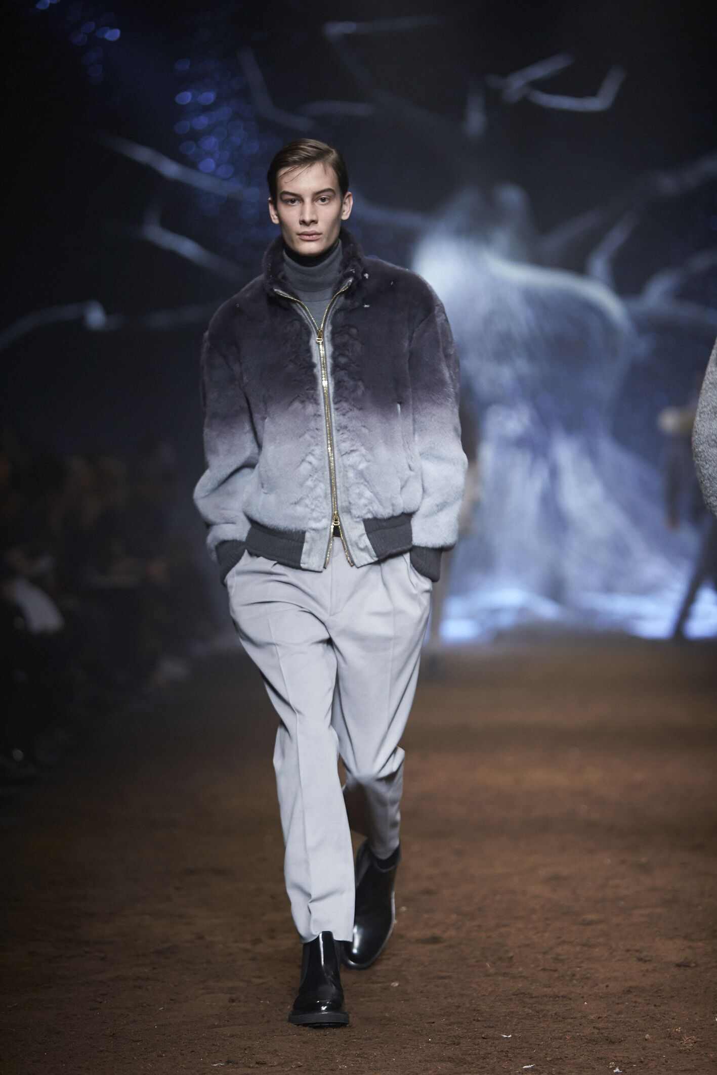 Corneliani Fashion Show FW 2015 2016