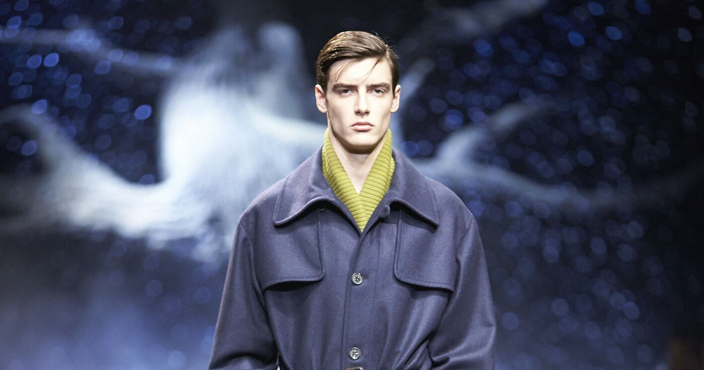 Corneliani Man Milano Fashion Week 2015