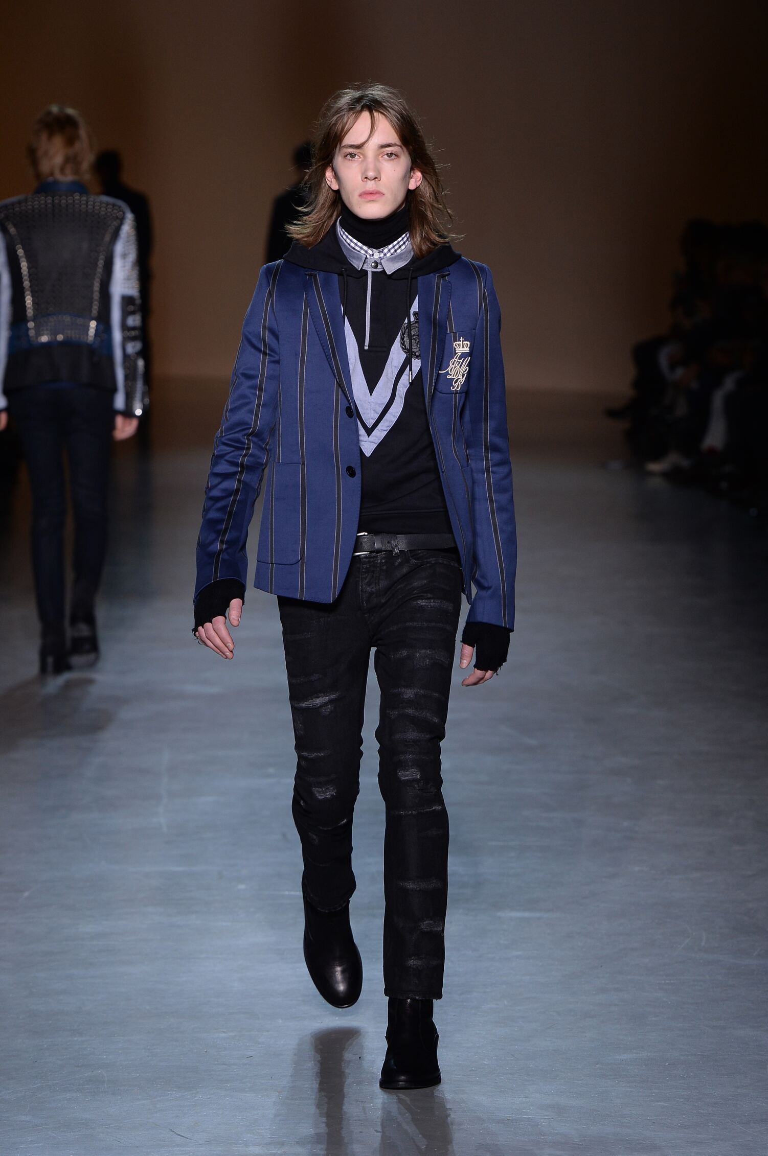 Diesel Black Gold Fall 2015 Catwalk