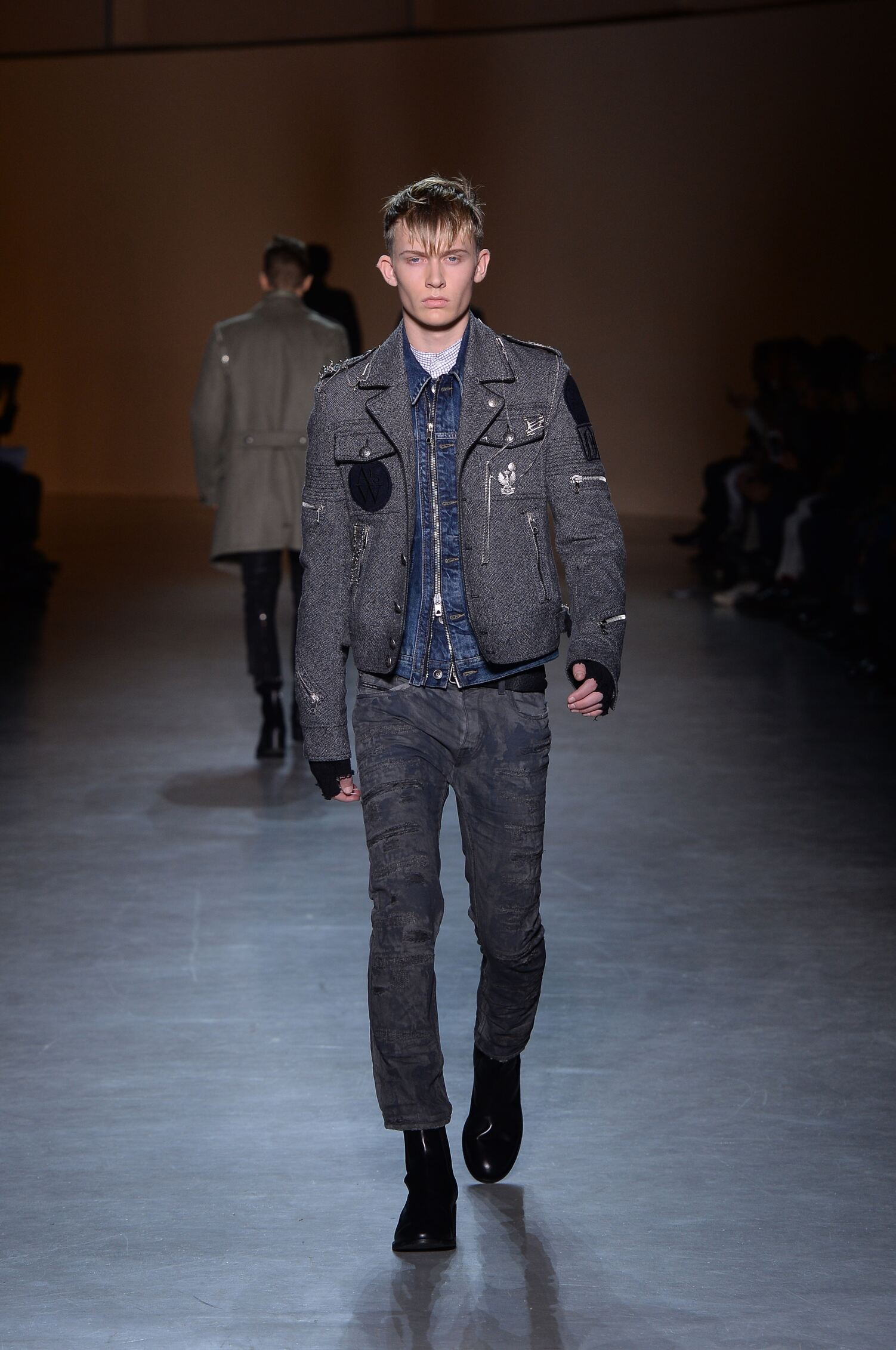 Diesel Black Gold Fall Winter 2015 16 Men S Collection The Skinny Beep