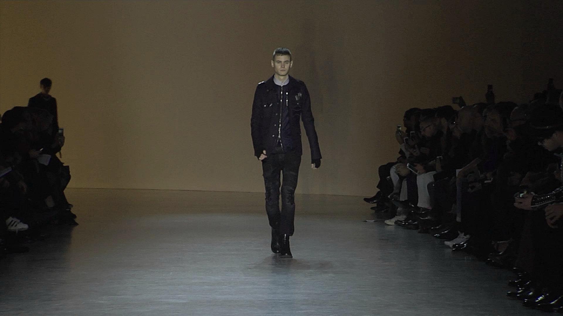 Diesel Black Gold Fall Winter 2015-16 Men's Fashion Show - Milan Fashion Week