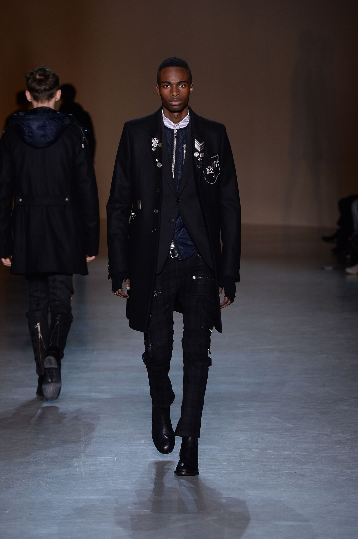 Diesel Black Gold Fall Winter 2015 16 Mens Collection Milano Fashion Week
