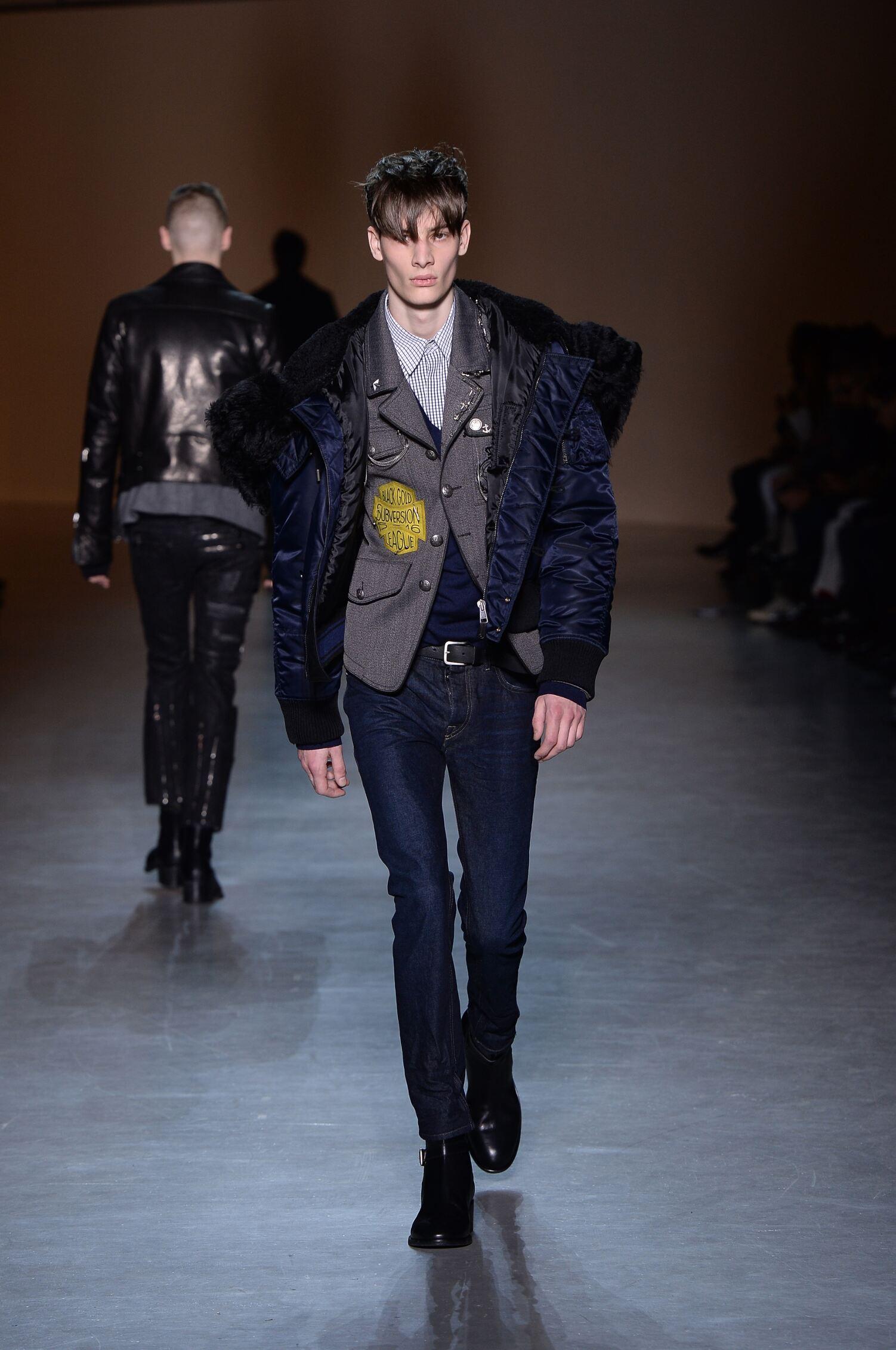 Diesel Black Gold Fashion Trends