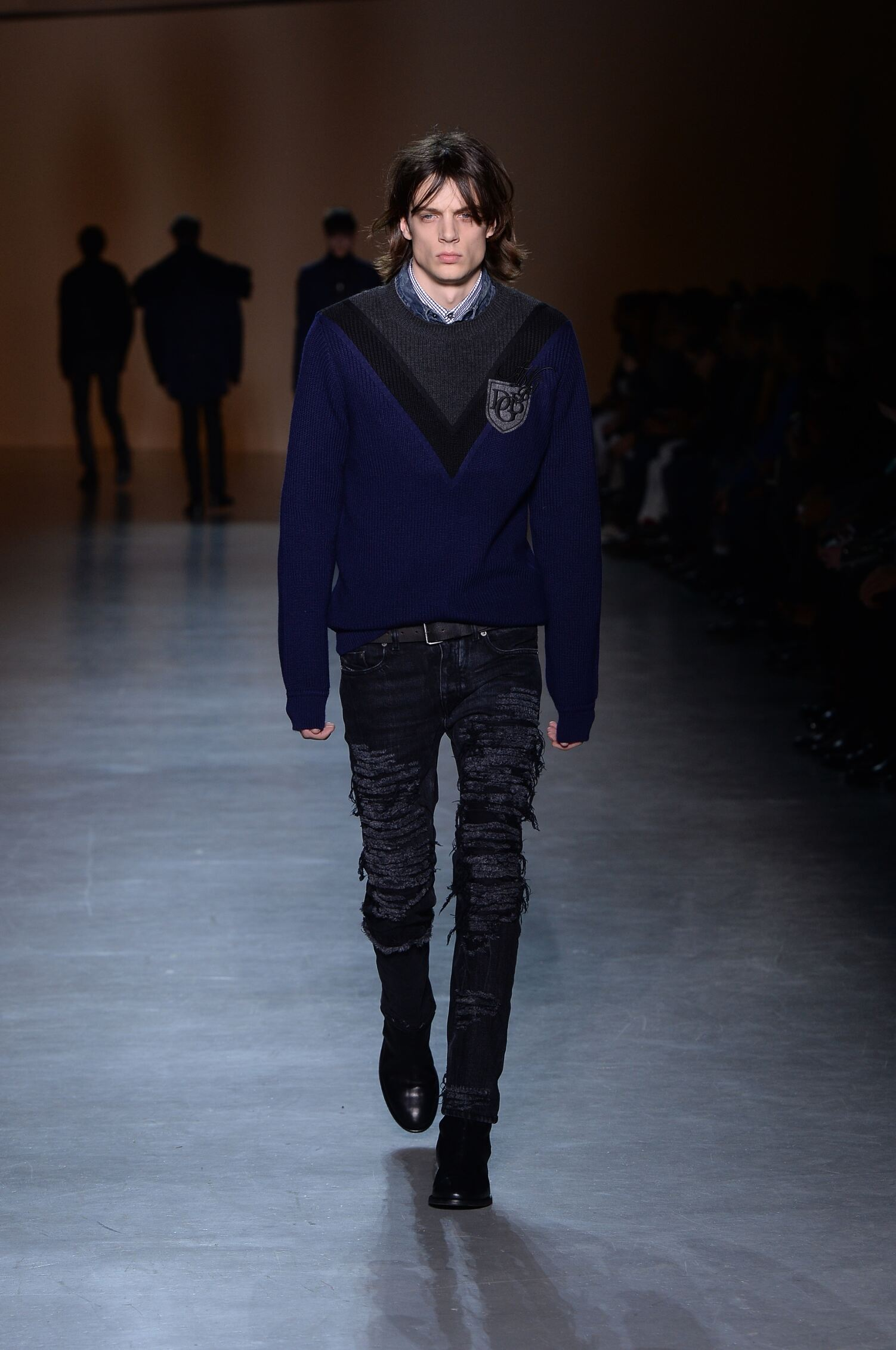 Diesel Black Gold Man Milano Fashion Week