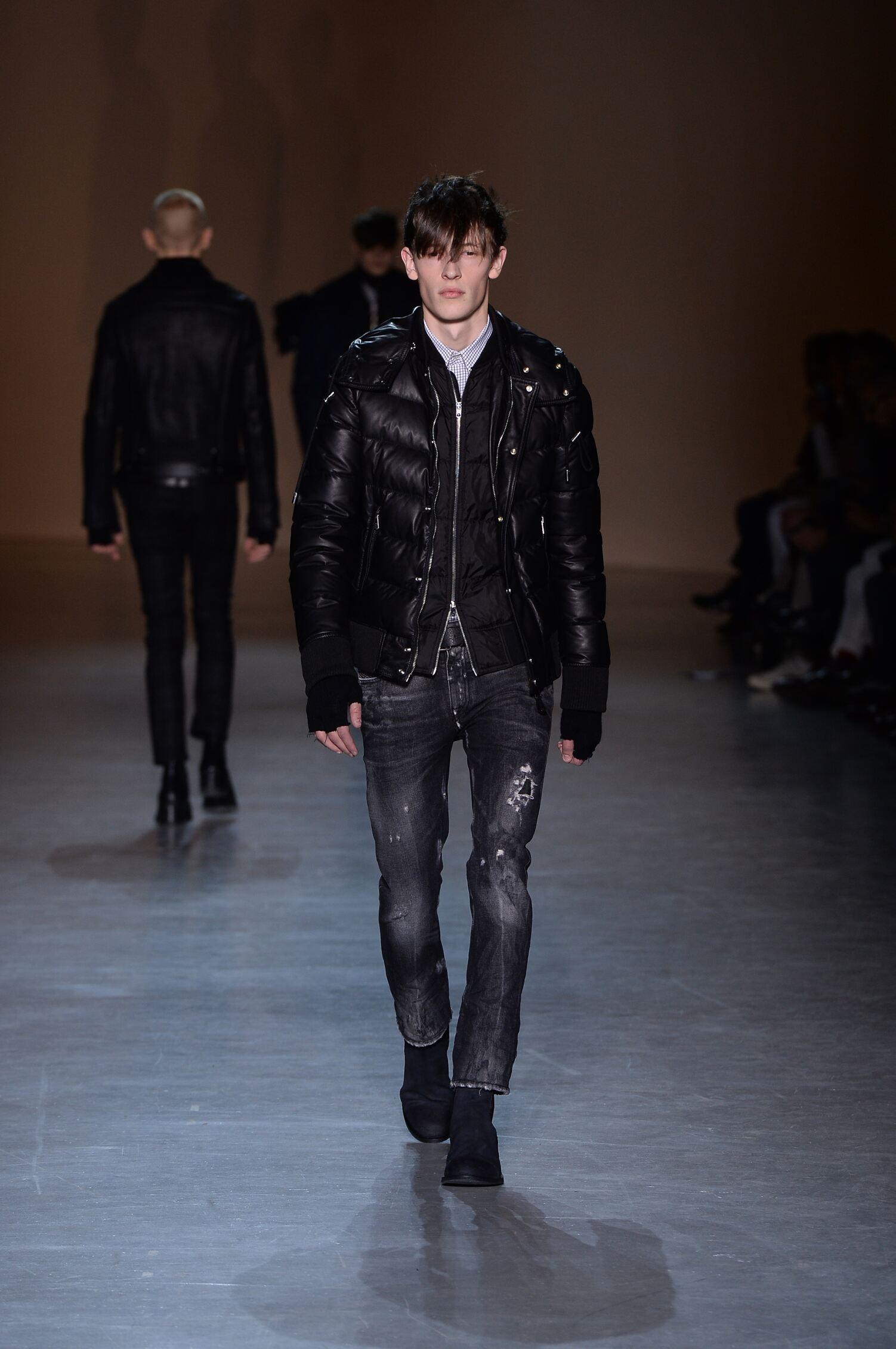 Diesel Black Gold Milano Fashion Week Menswear