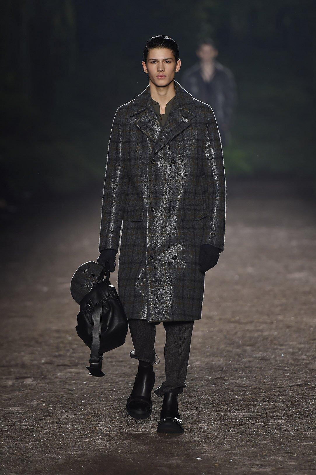 Ermenegildo Zegna Couture Man Milano Fashion Week